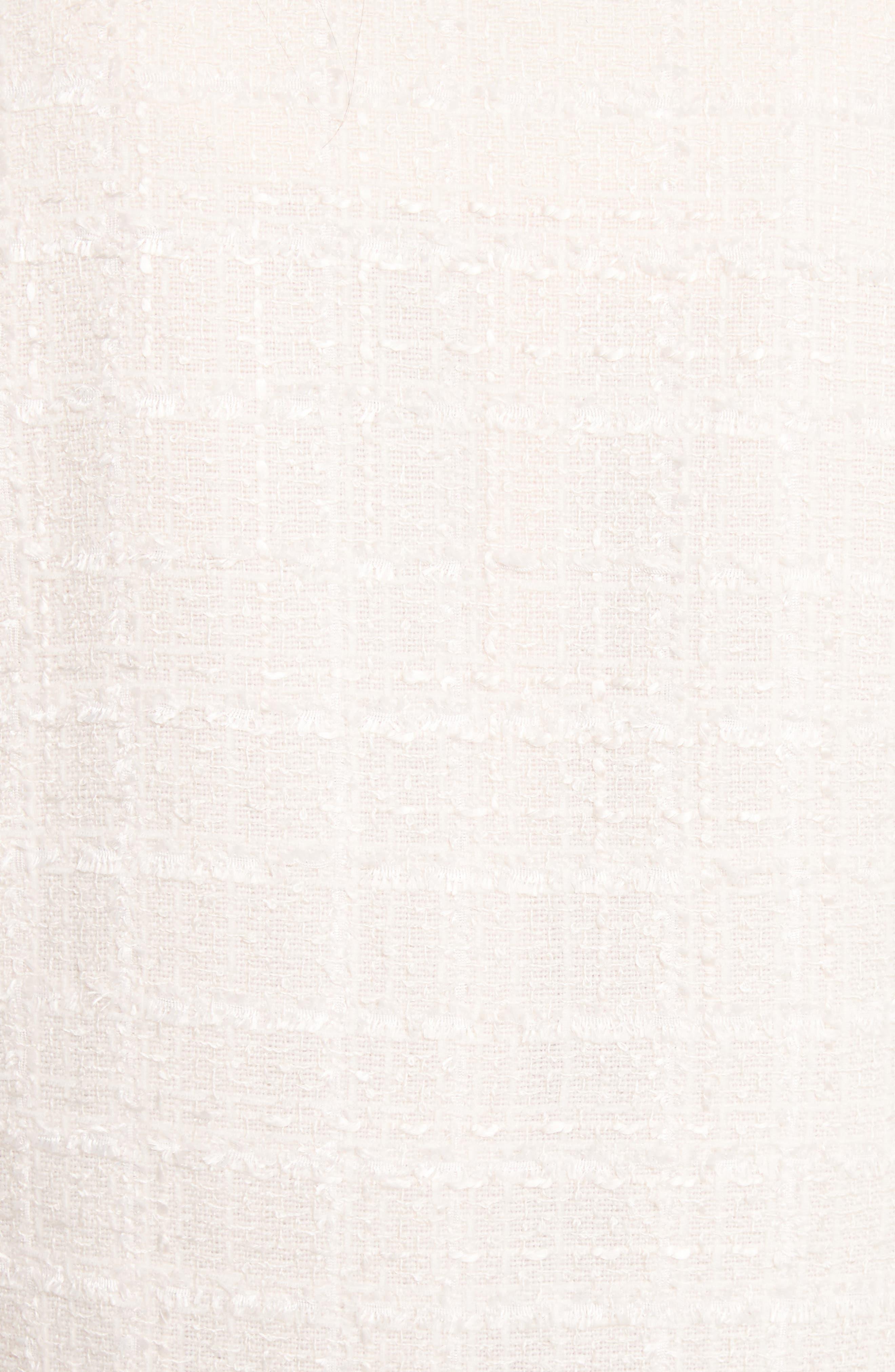 reagan embellished bouclé jacket,                             Alternate thumbnail 6, color,                             672