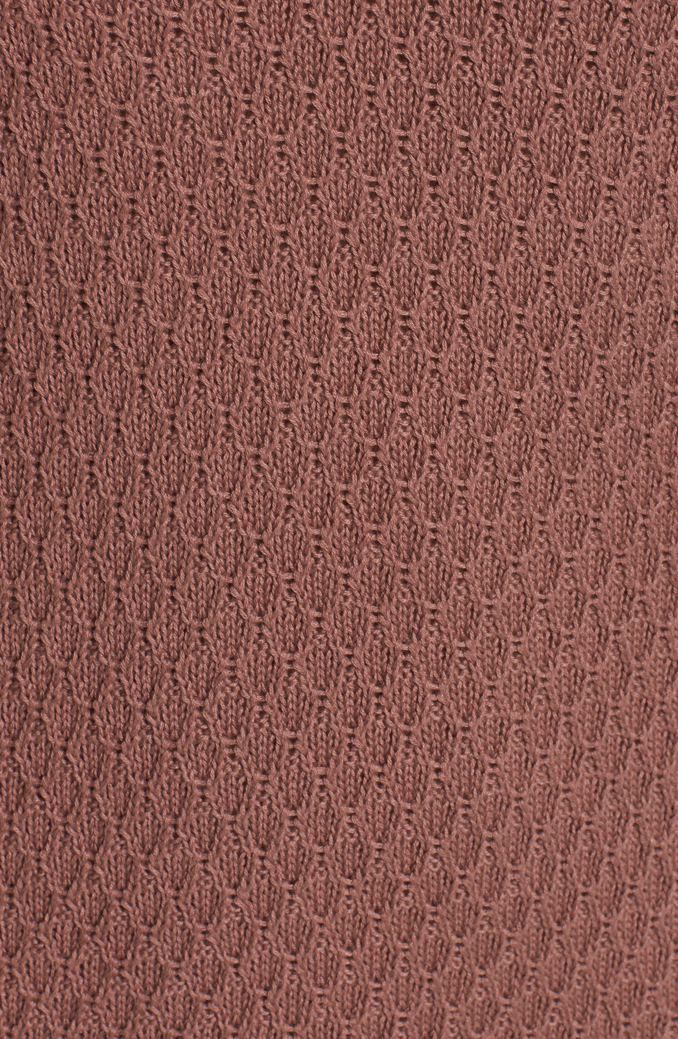Juno Knit Dress,                             Alternate thumbnail 5, color,                             200