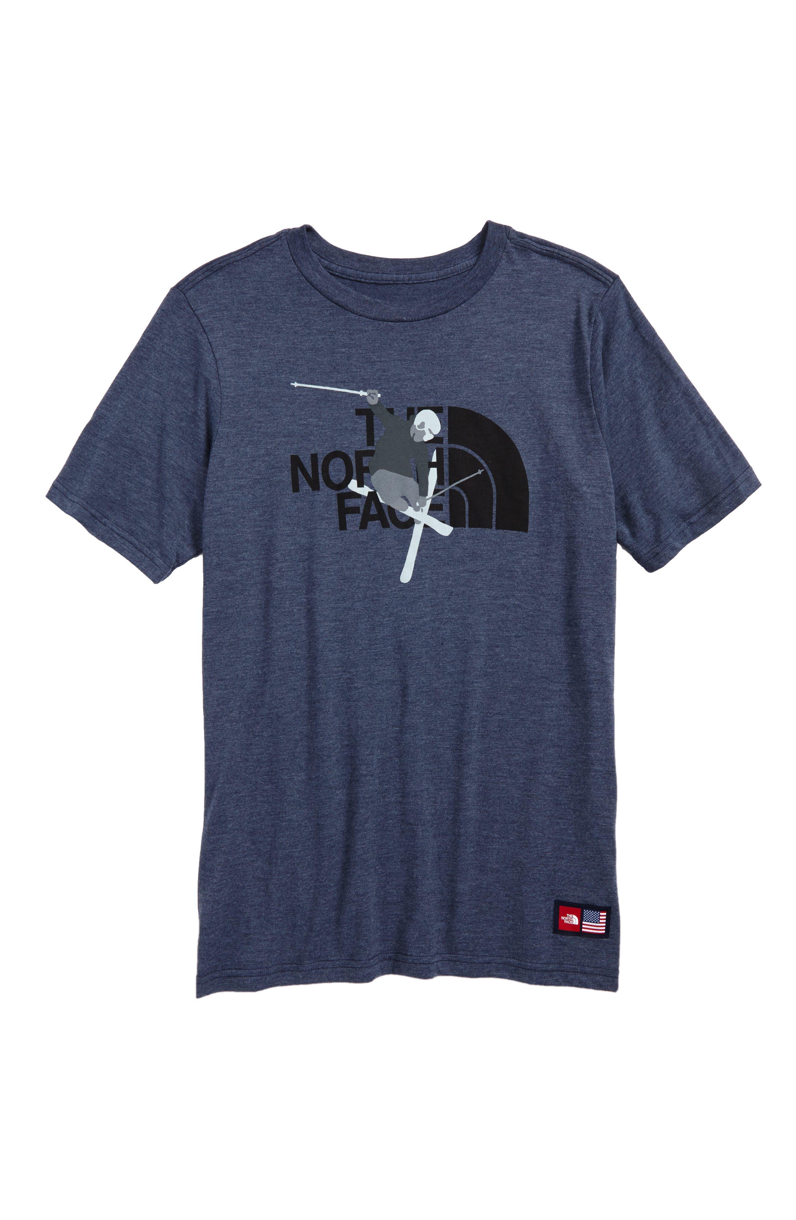 International Collection T-Shirt,                             Main thumbnail 1, color,