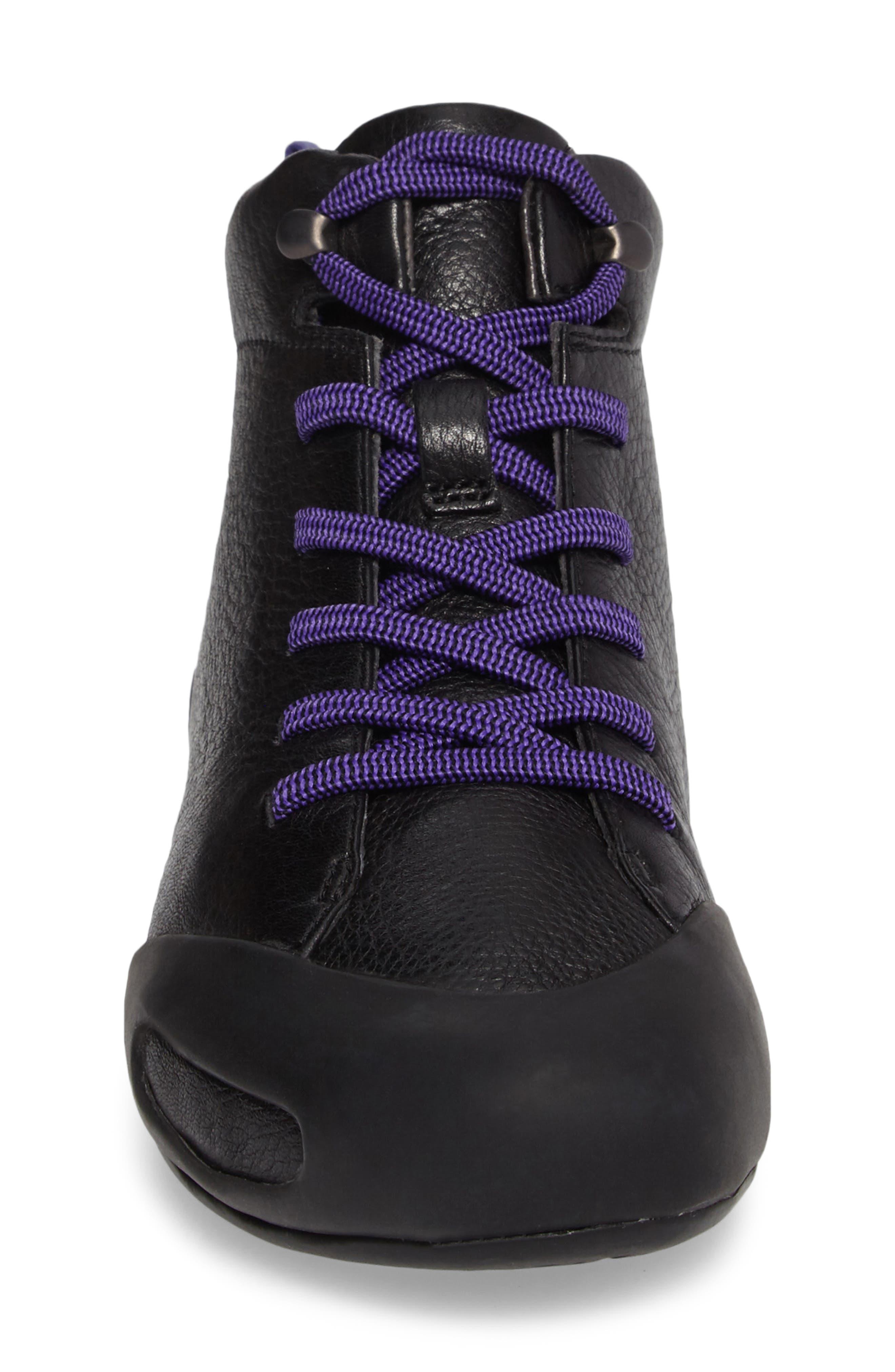 Peu Senda Sneaker,                             Alternate thumbnail 4, color,                             001