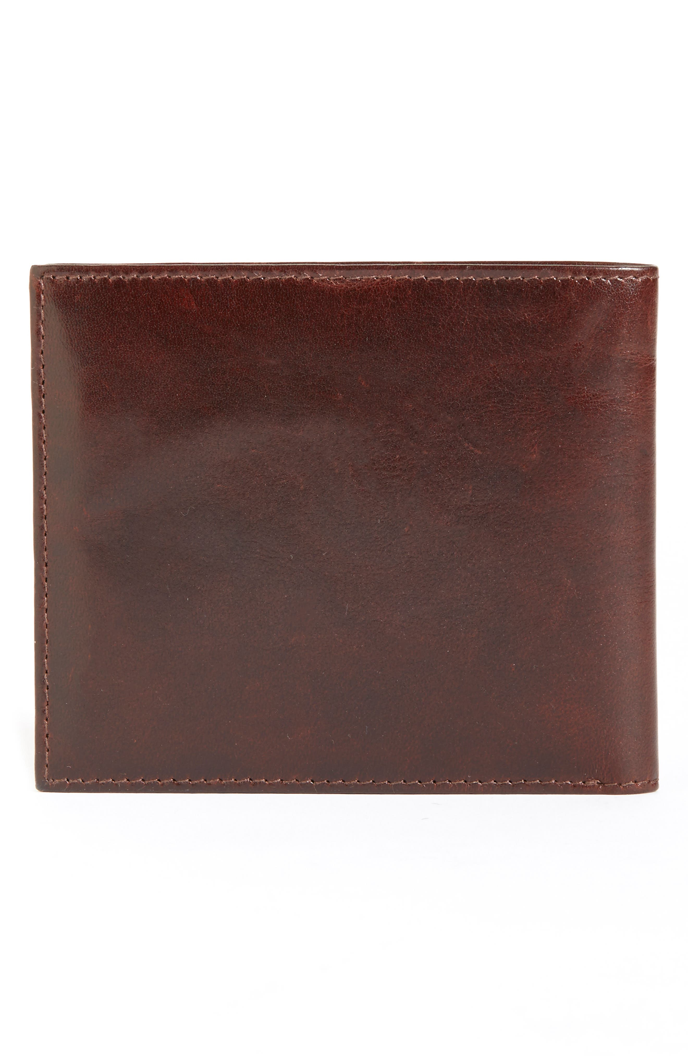 Carouse Leather Wallet,                         Main,                         color, 217