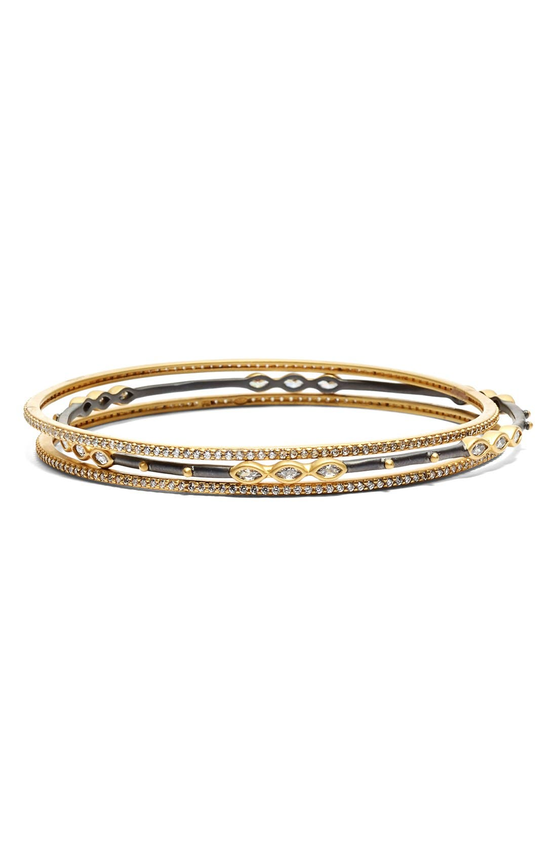 Encrusted Bangles,                         Main,                         color, 710
