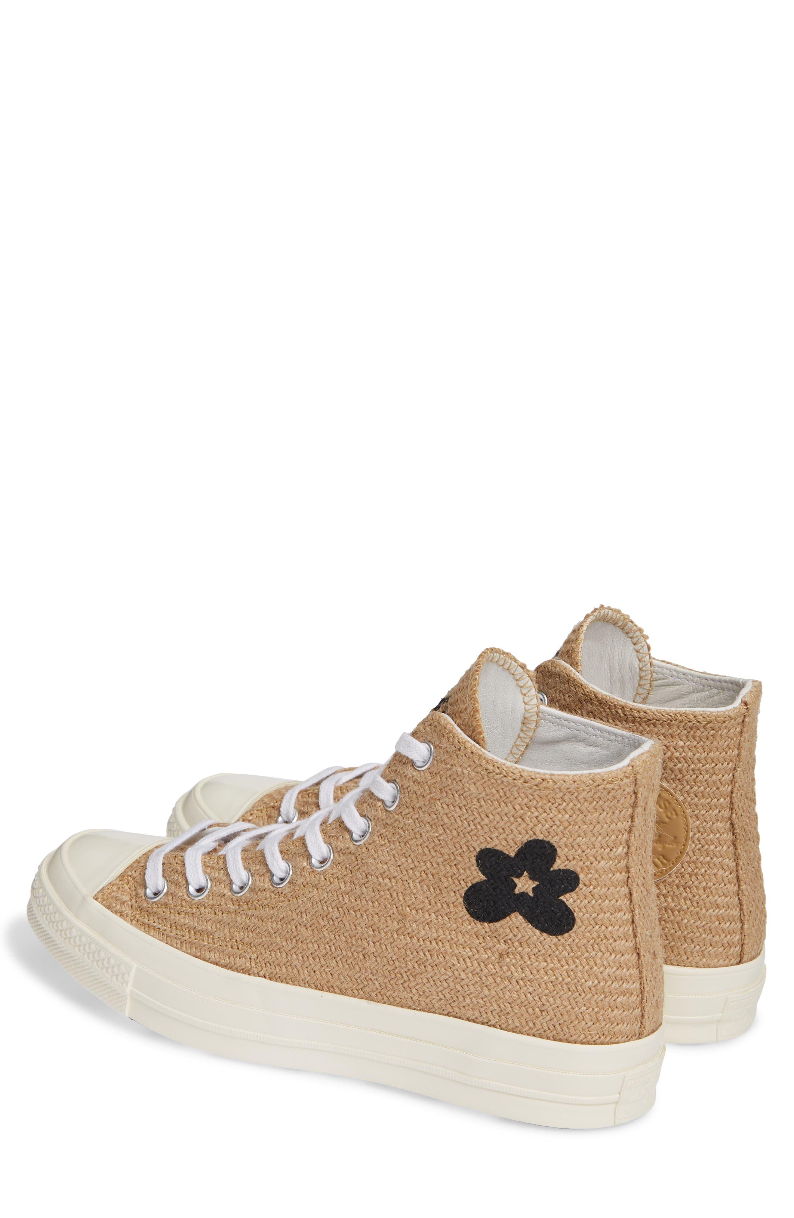 x GOLF le FLEUR* Chuck 70 High Top Sneaker,                             Alternate thumbnail 2, color,                             209