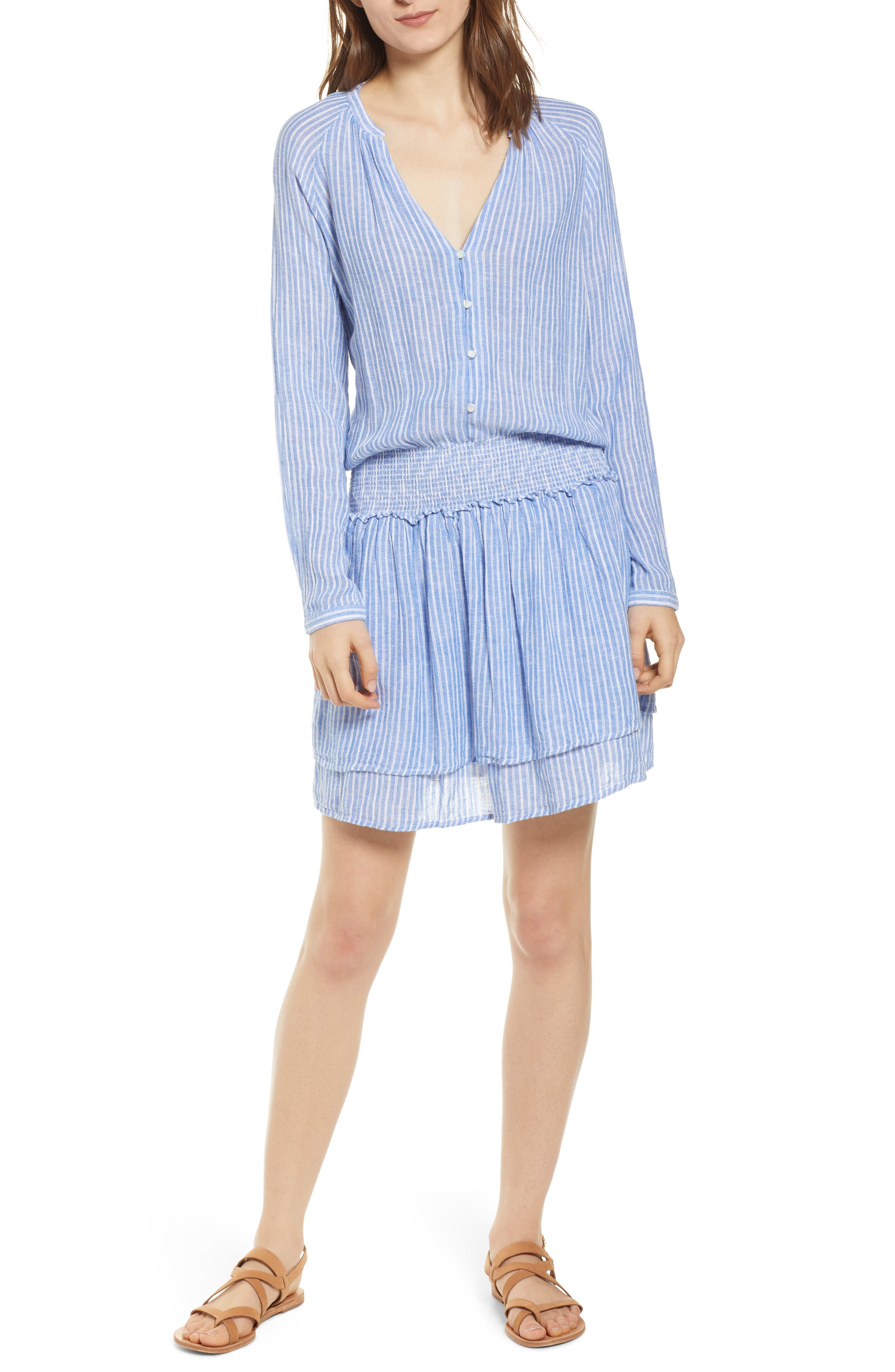 Jasmine Shirtdress by Rails