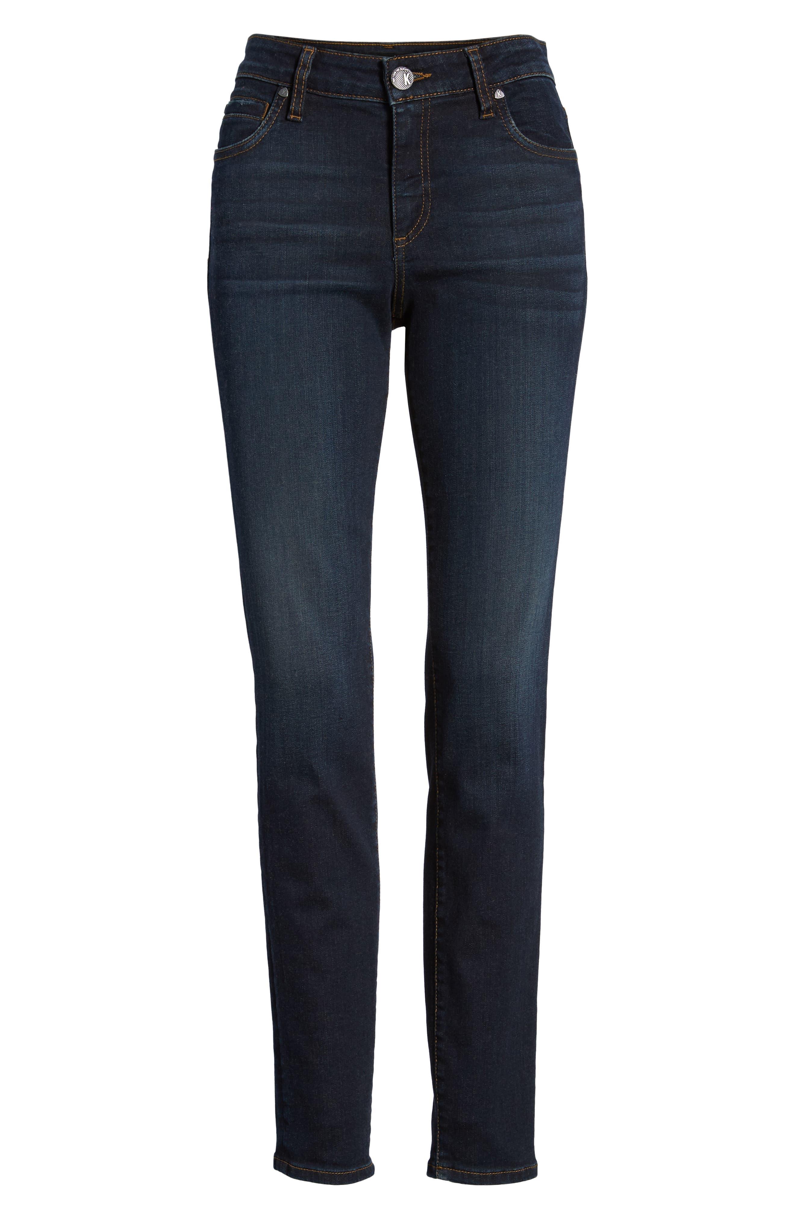 Diana Skinny Jeans,                             Alternate thumbnail 7, color,                             435