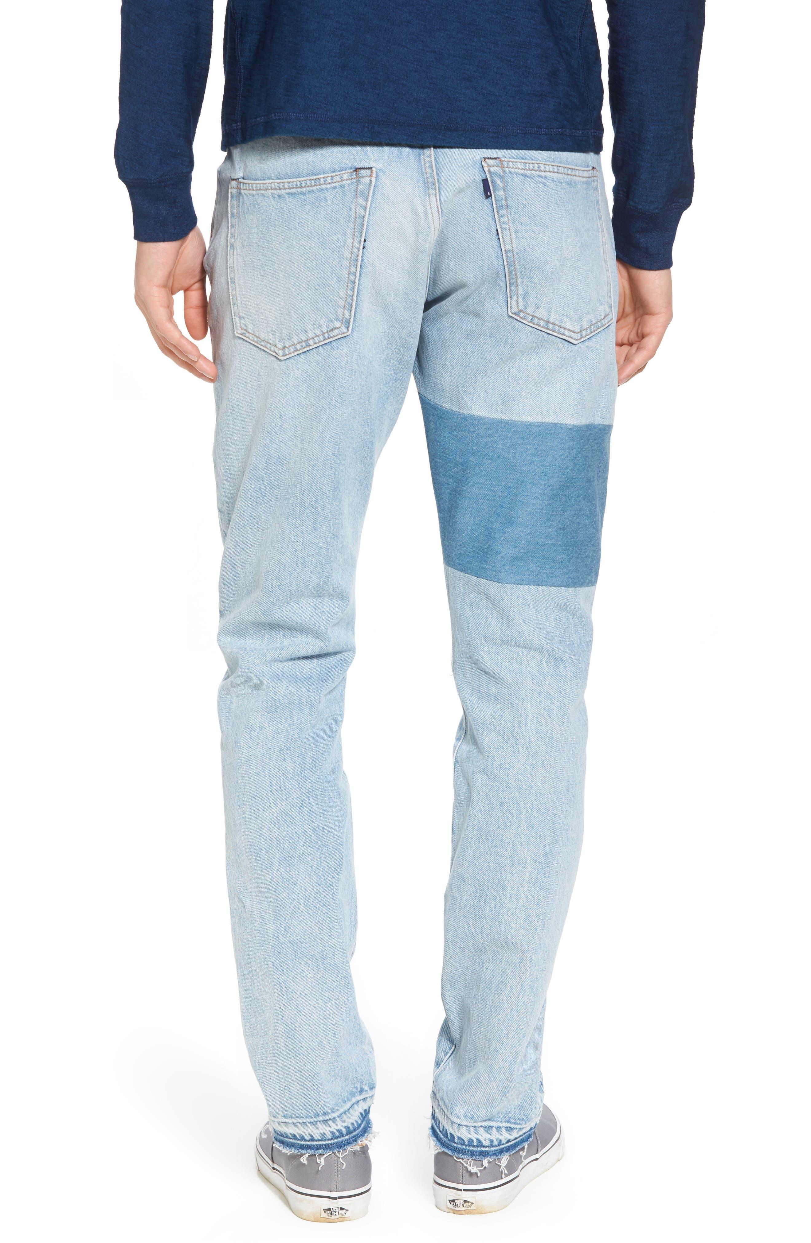 Studio Slim Fit Jeans,                             Alternate thumbnail 2, color,                             420