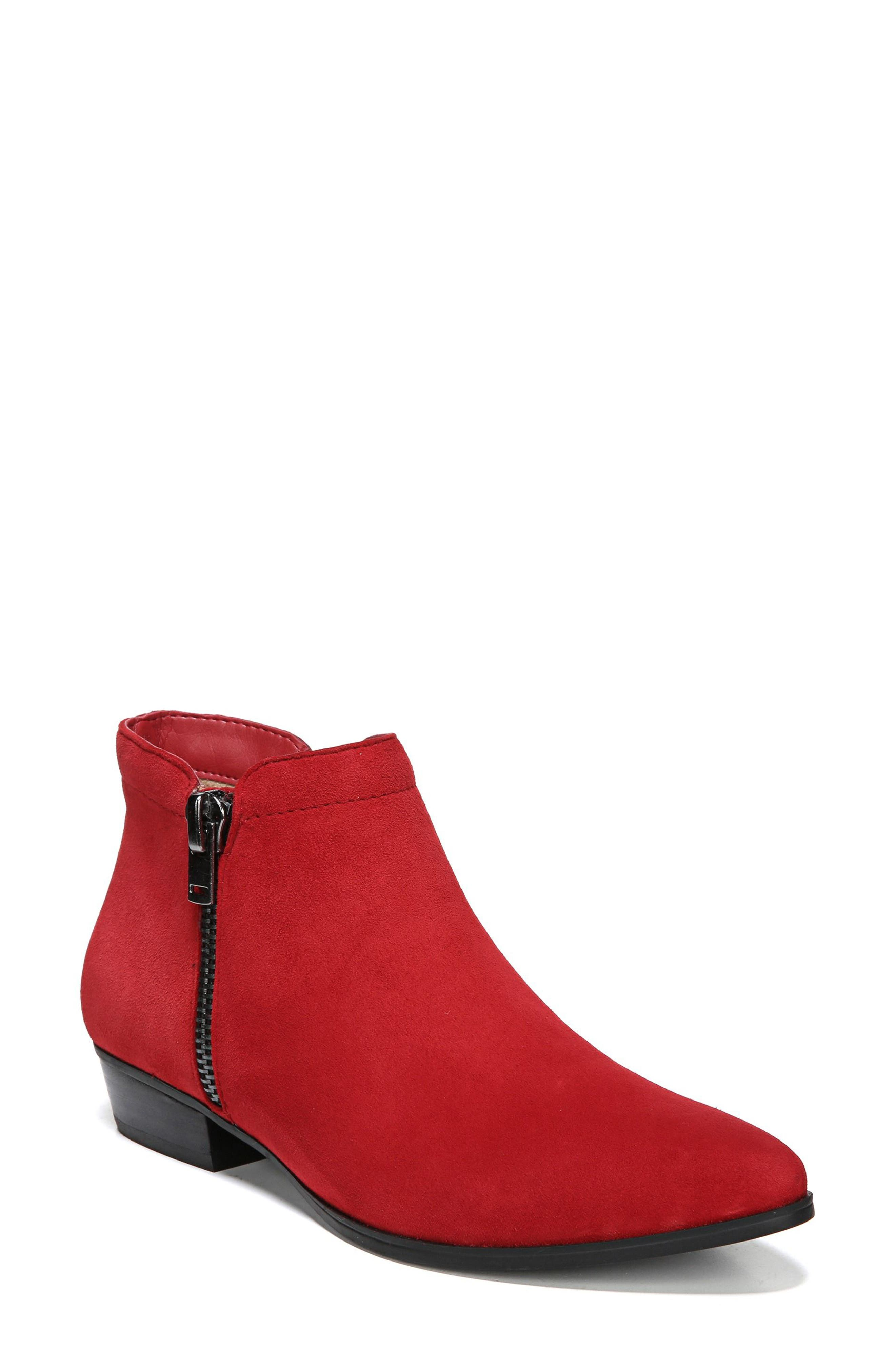 Naturalizer Blair Bootie, Red