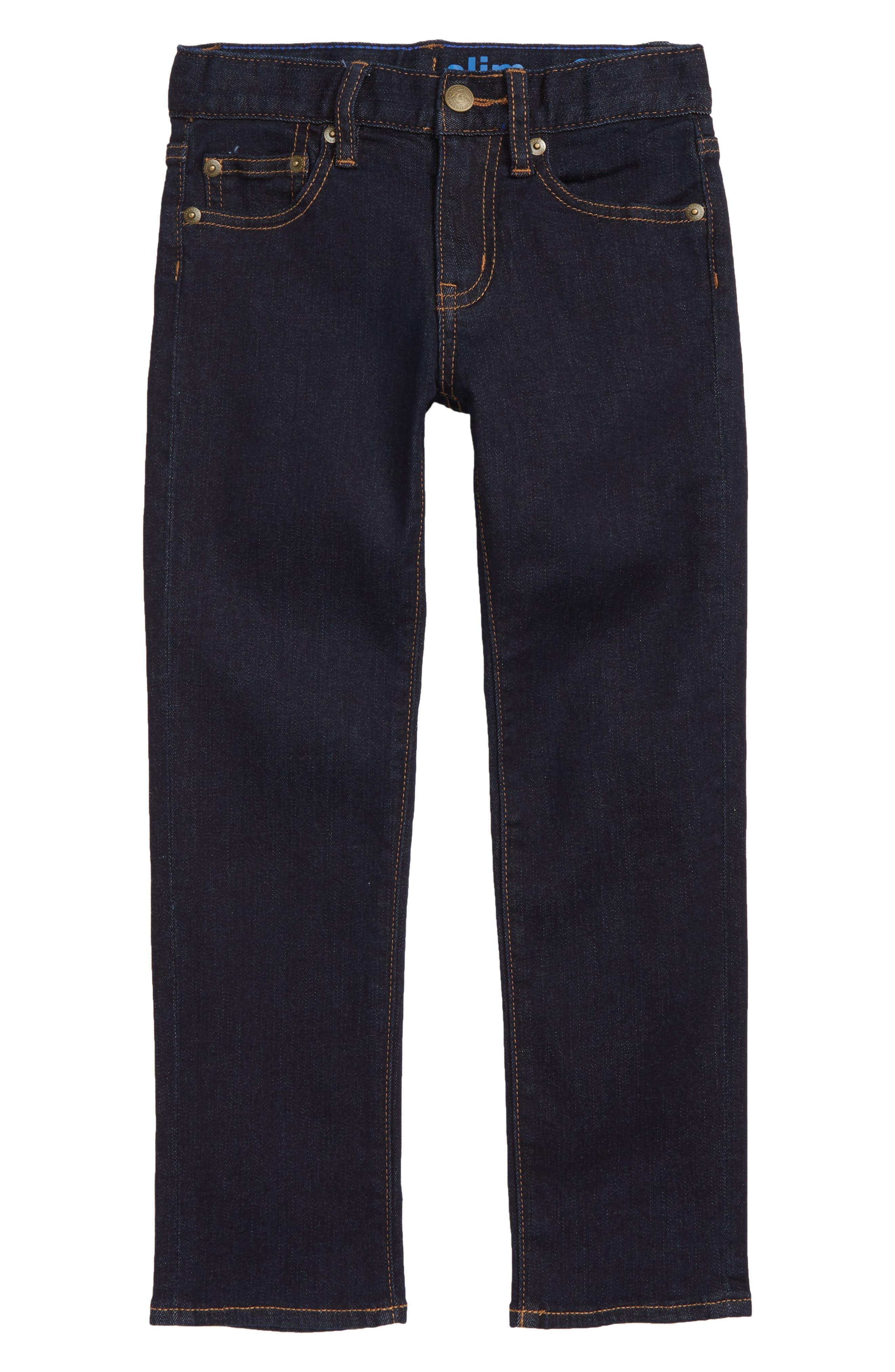 Runaround Slim Jeans,                         Main,                         color, 400