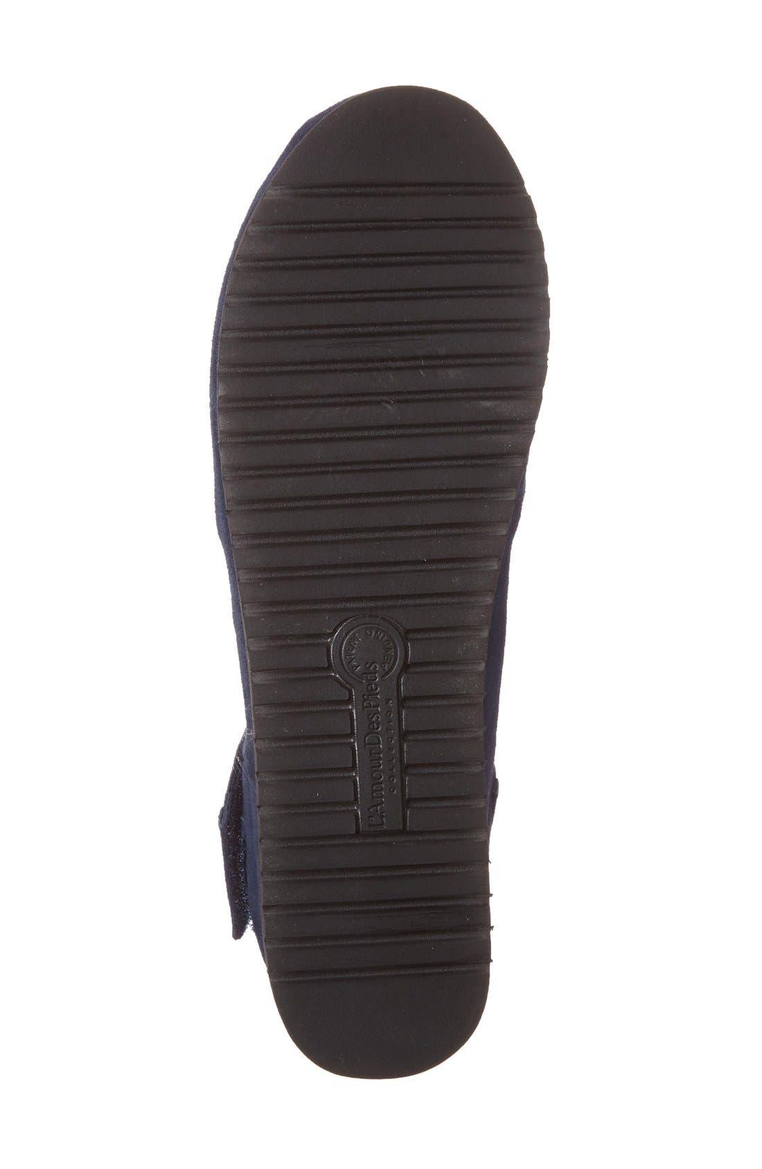 'Amadour' Platform Sandal,                             Alternate thumbnail 49, color,