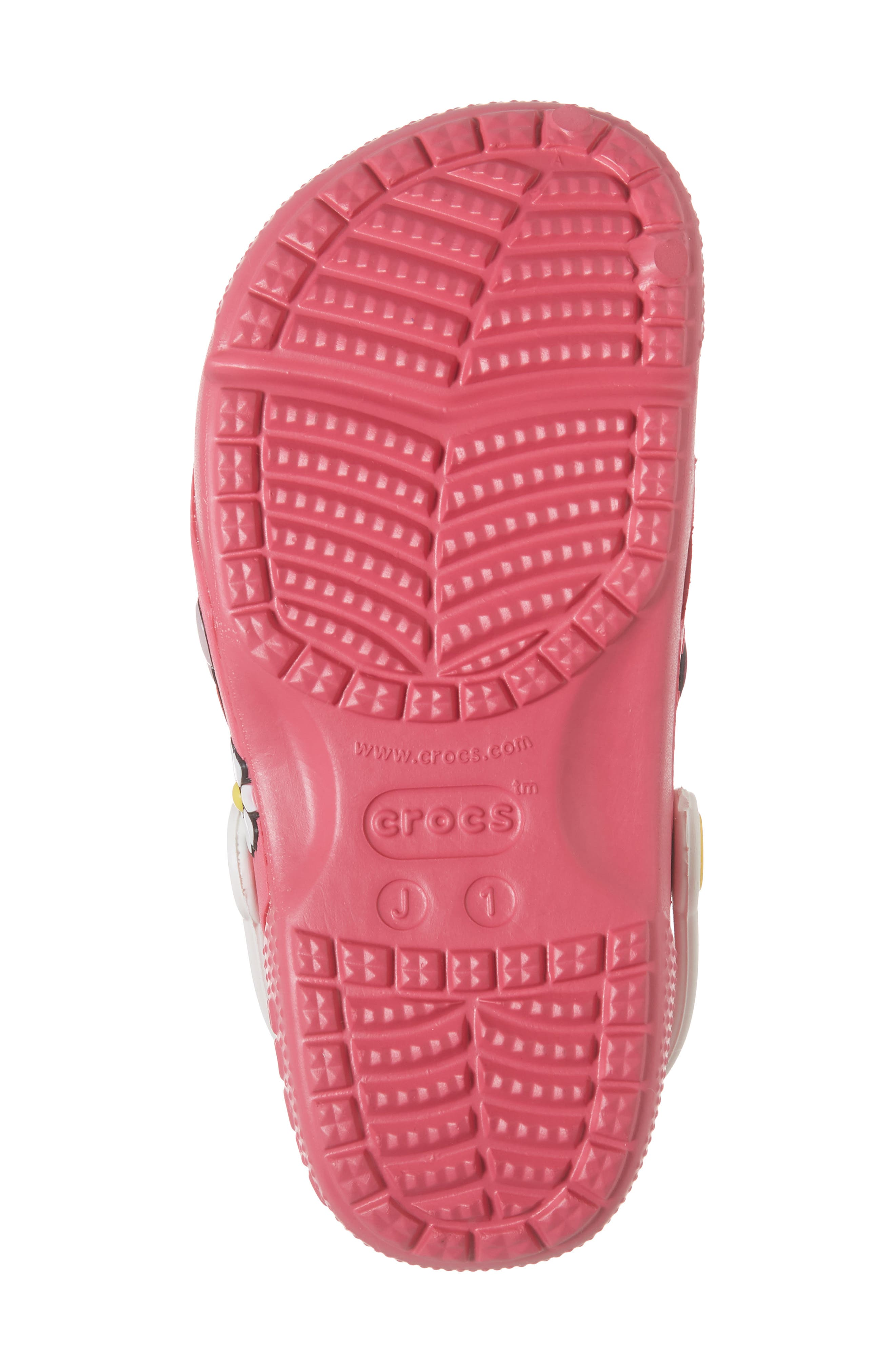 Playful Patches Slip-On,                             Alternate thumbnail 6, color,                             PARADISE PINK