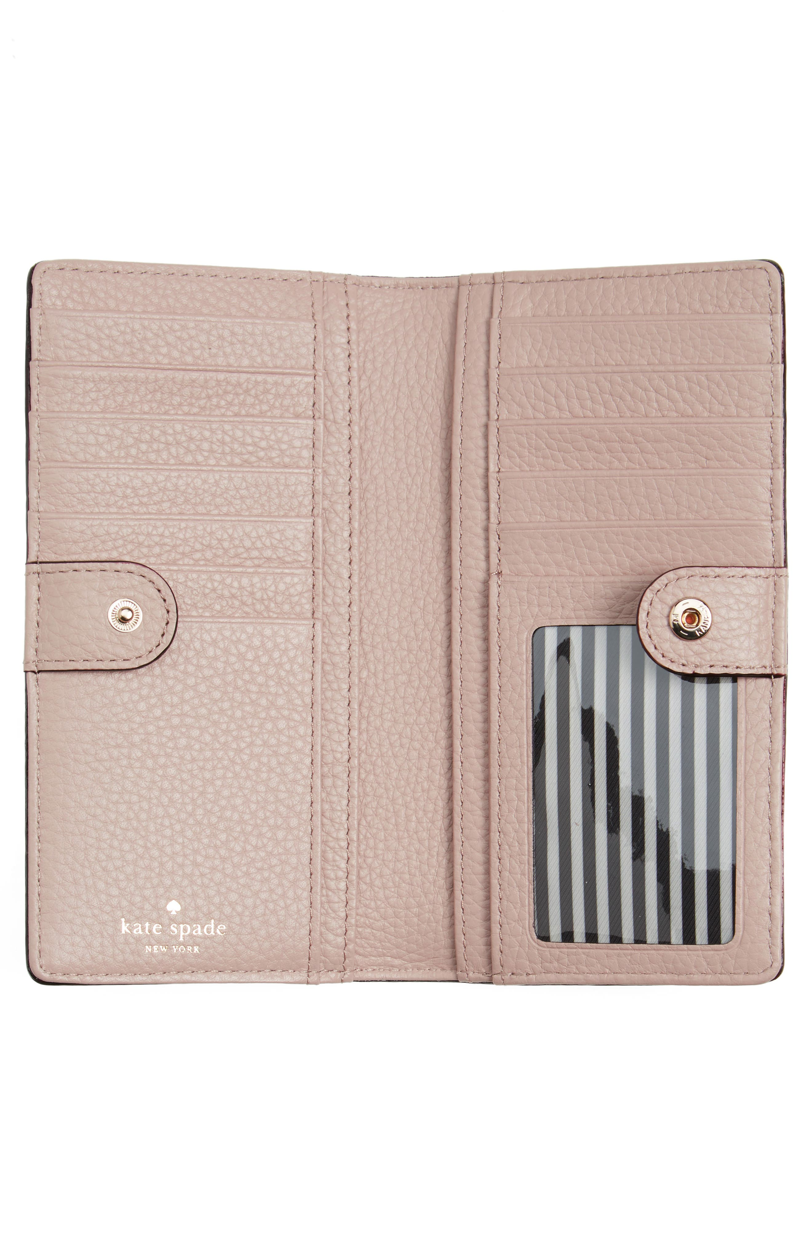 jackson street stacy leather wallet,                             Alternate thumbnail 12, color,