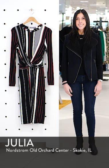 Wrap Front Midi Dress, sales video thumbnail
