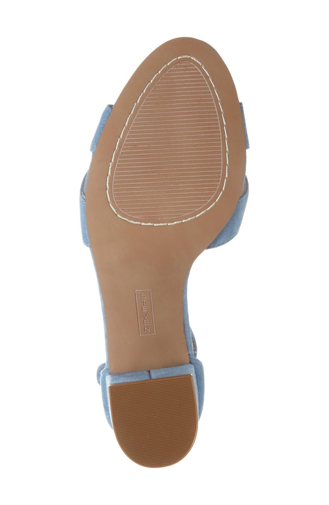 'Voomme' Ankle Strap Sandal,                             Alternate thumbnail 11, color,
