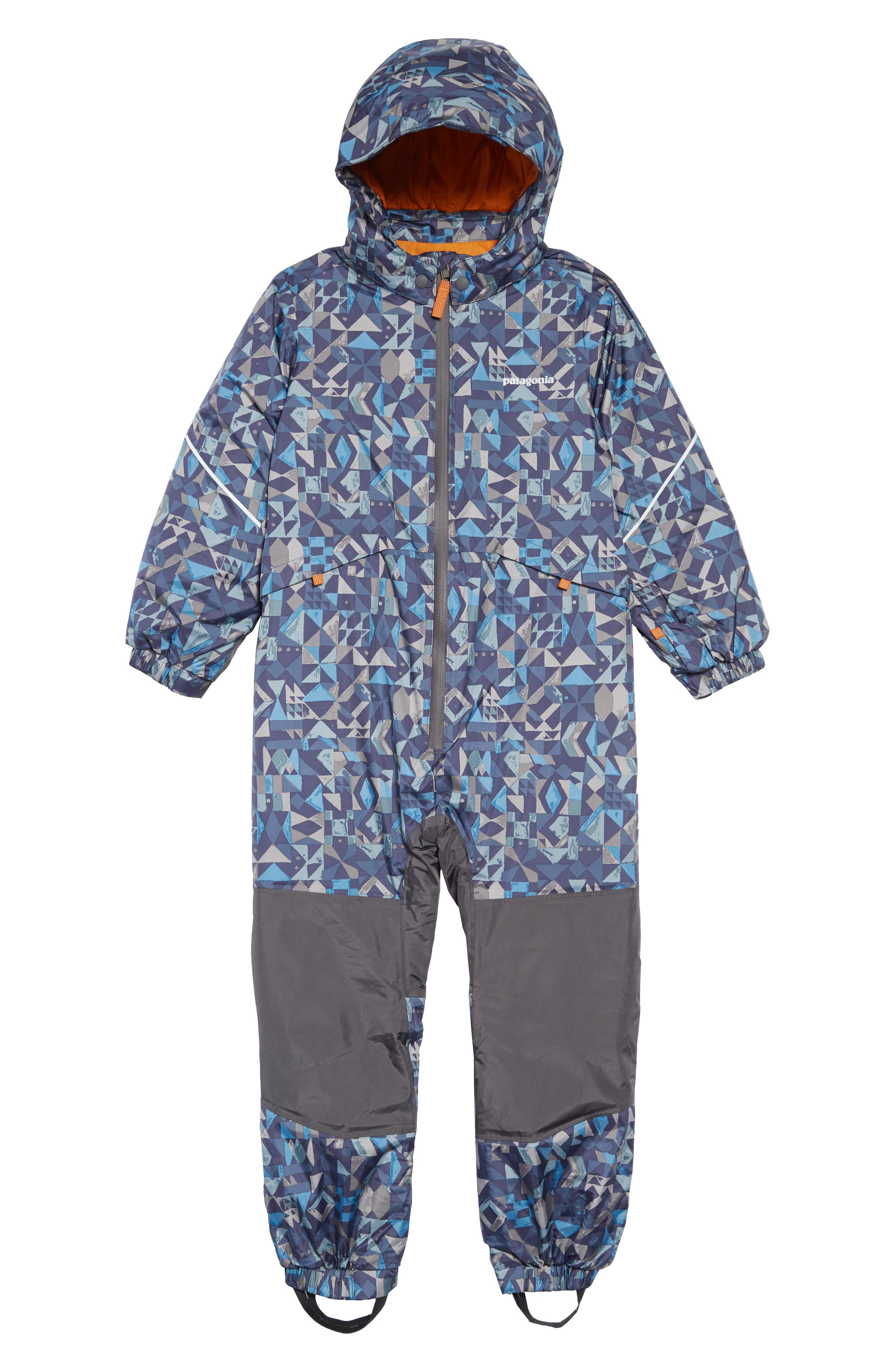 Snow Pile Waterproof Insulated One-Piece Snowsuit,                             Main thumbnail 1, color,                             403