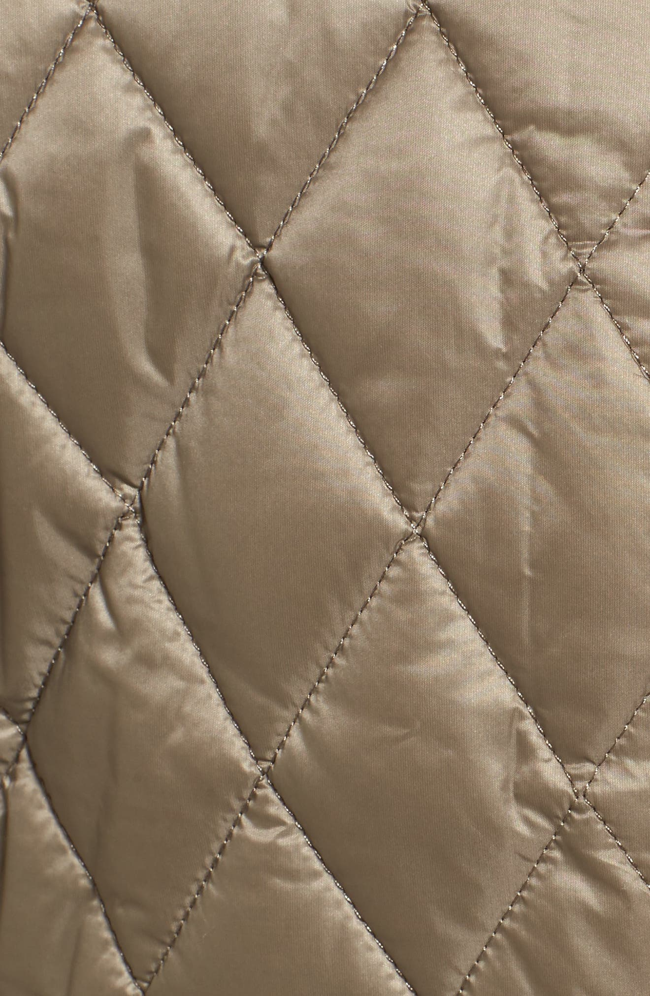 Augustus Water Resistant Quilted Jacket,                             Alternate thumbnail 6, color,                             260
