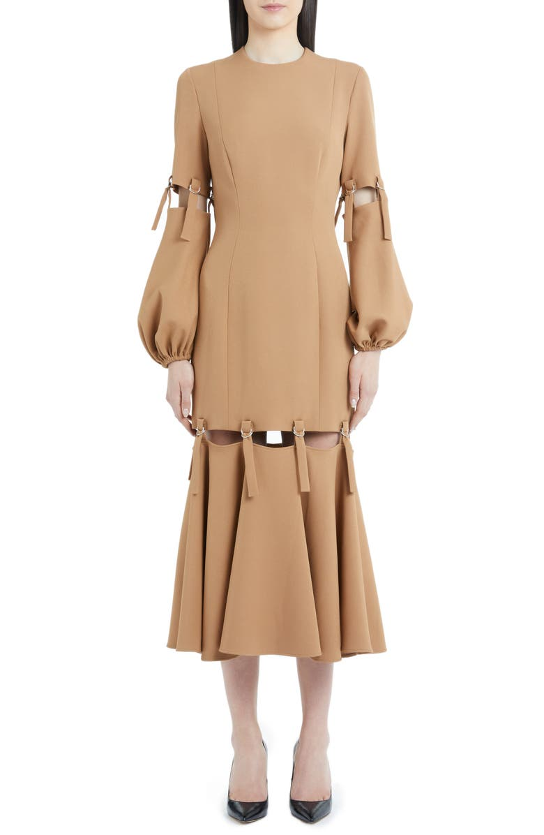 Sara Battaglia CONVERTIBLE DRESS