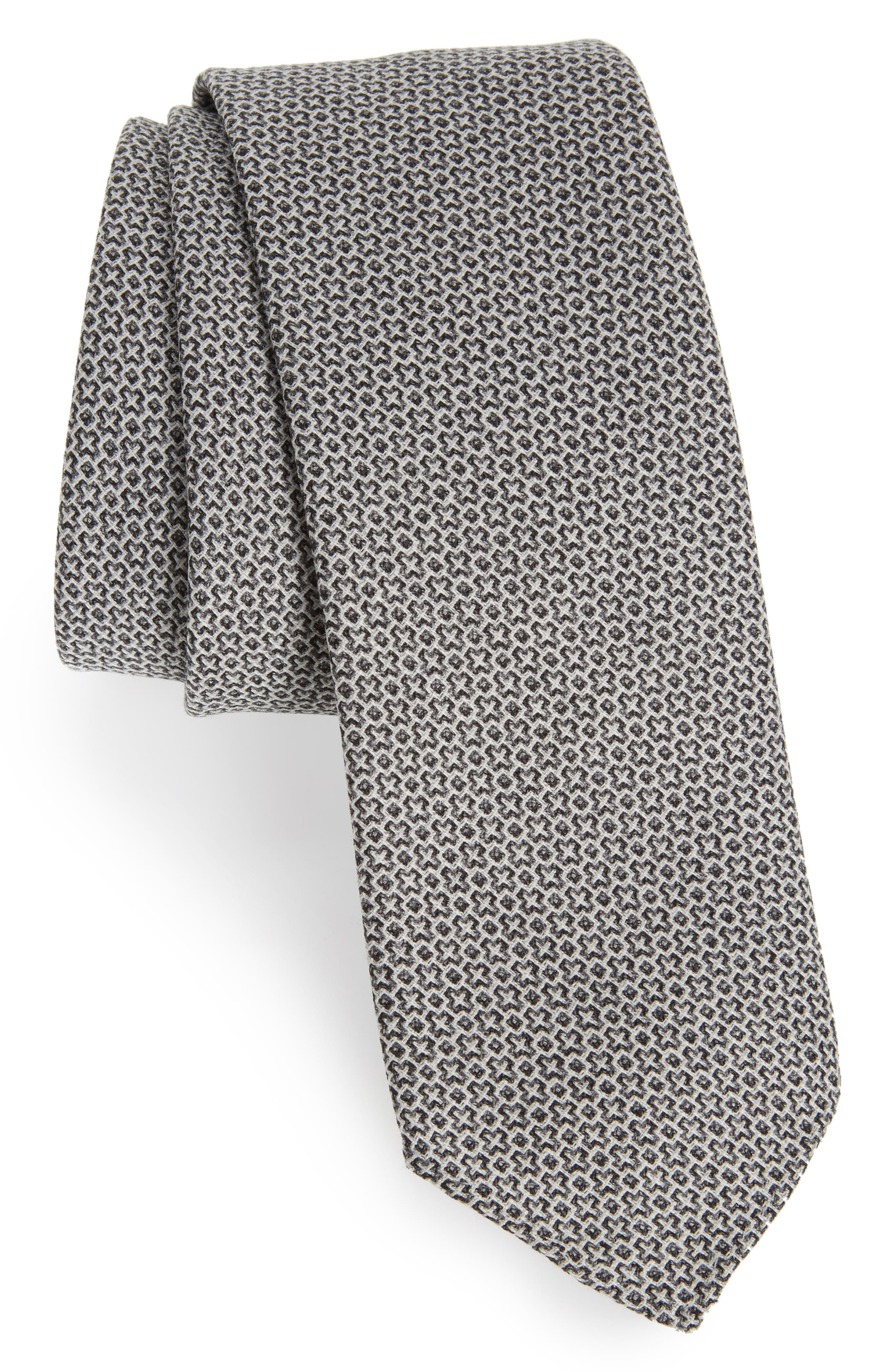 Jacquard Tie,                         Main,                         color, 030