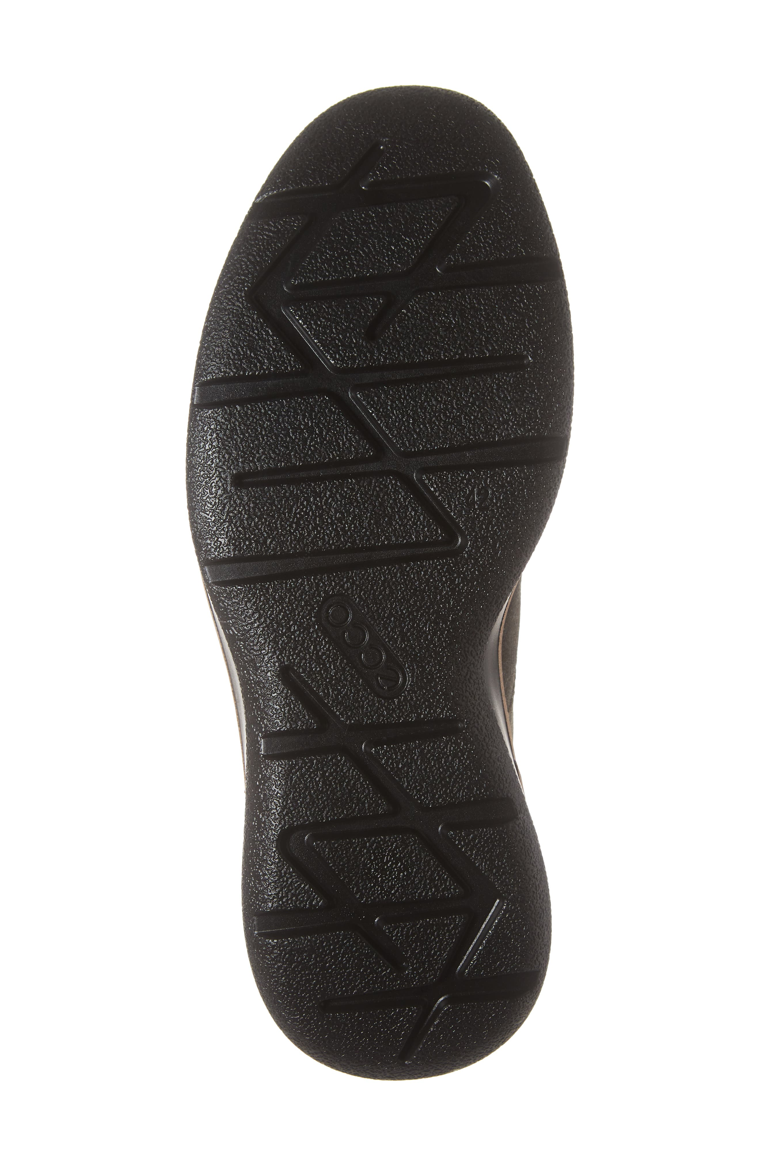 Aurora Plain Toe Boot,                             Alternate thumbnail 6, color,                             TARMAC SUEDE
