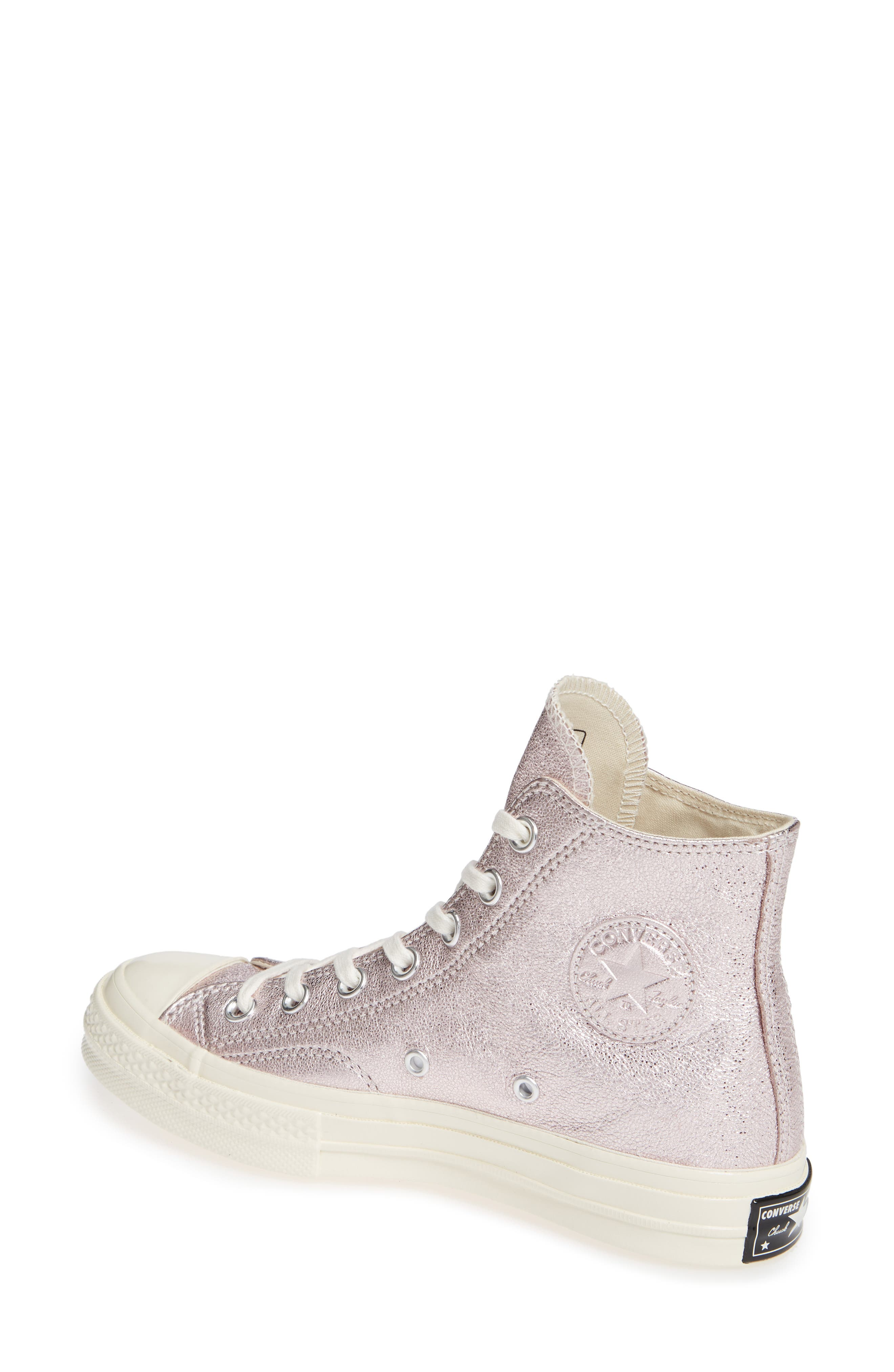 Chuck Taylor<sup>®</sup> All Star<sup>®</sup> Heavy Metal 70 High Top Sneaker,                             Alternate thumbnail 5, color,