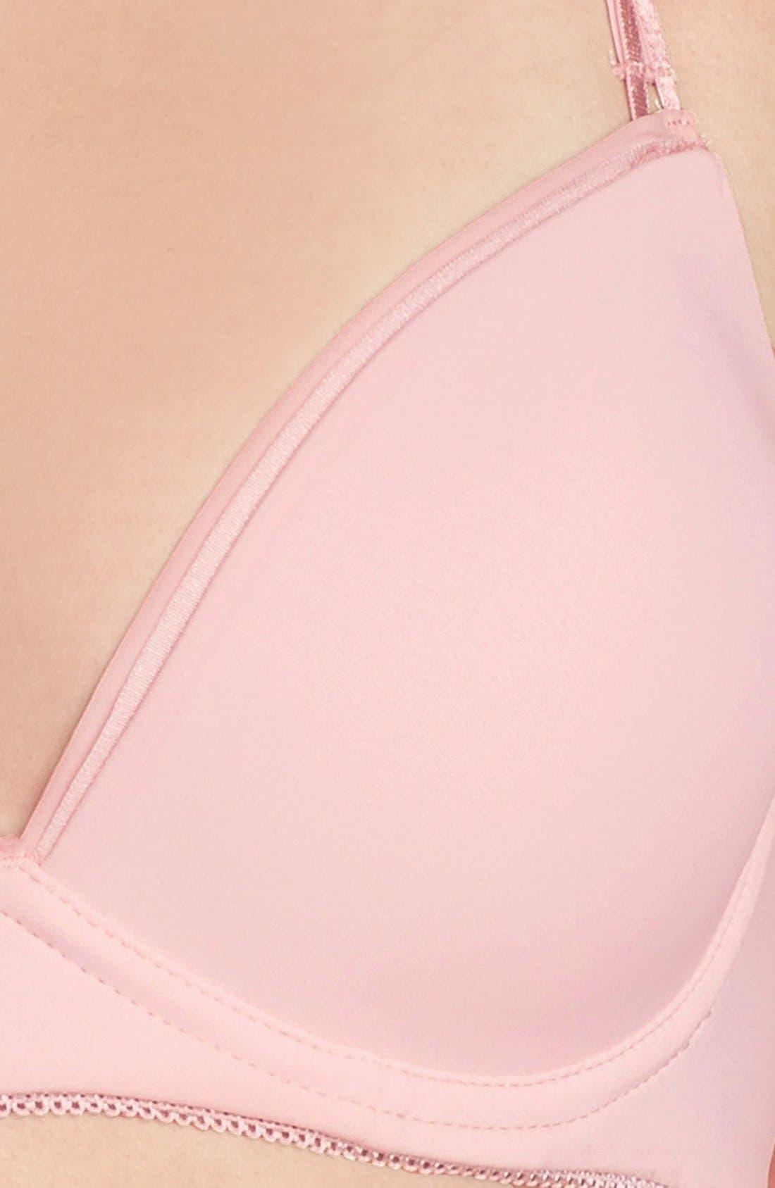 'Seductive Comfort - Customized Lift' Underwire Bra,                             Alternate thumbnail 107, color,