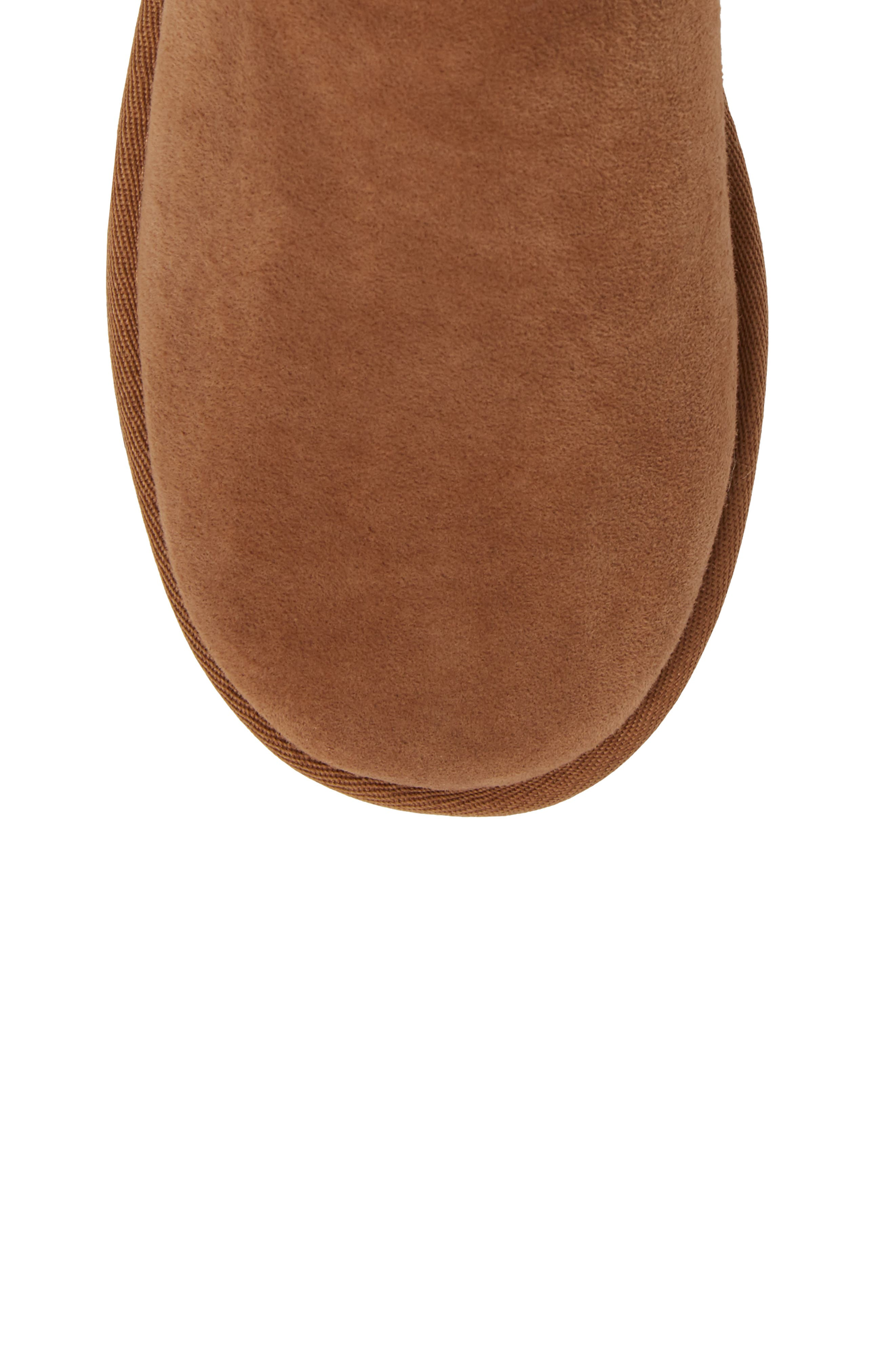 Arielle Genuine Shearling Bootie,                             Alternate thumbnail 14, color,