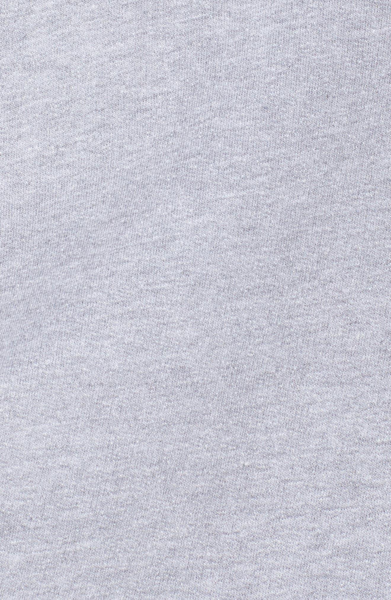 Ellstan Oversize Boyfriend Sweatshirt,                             Alternate thumbnail 5, color,                             035