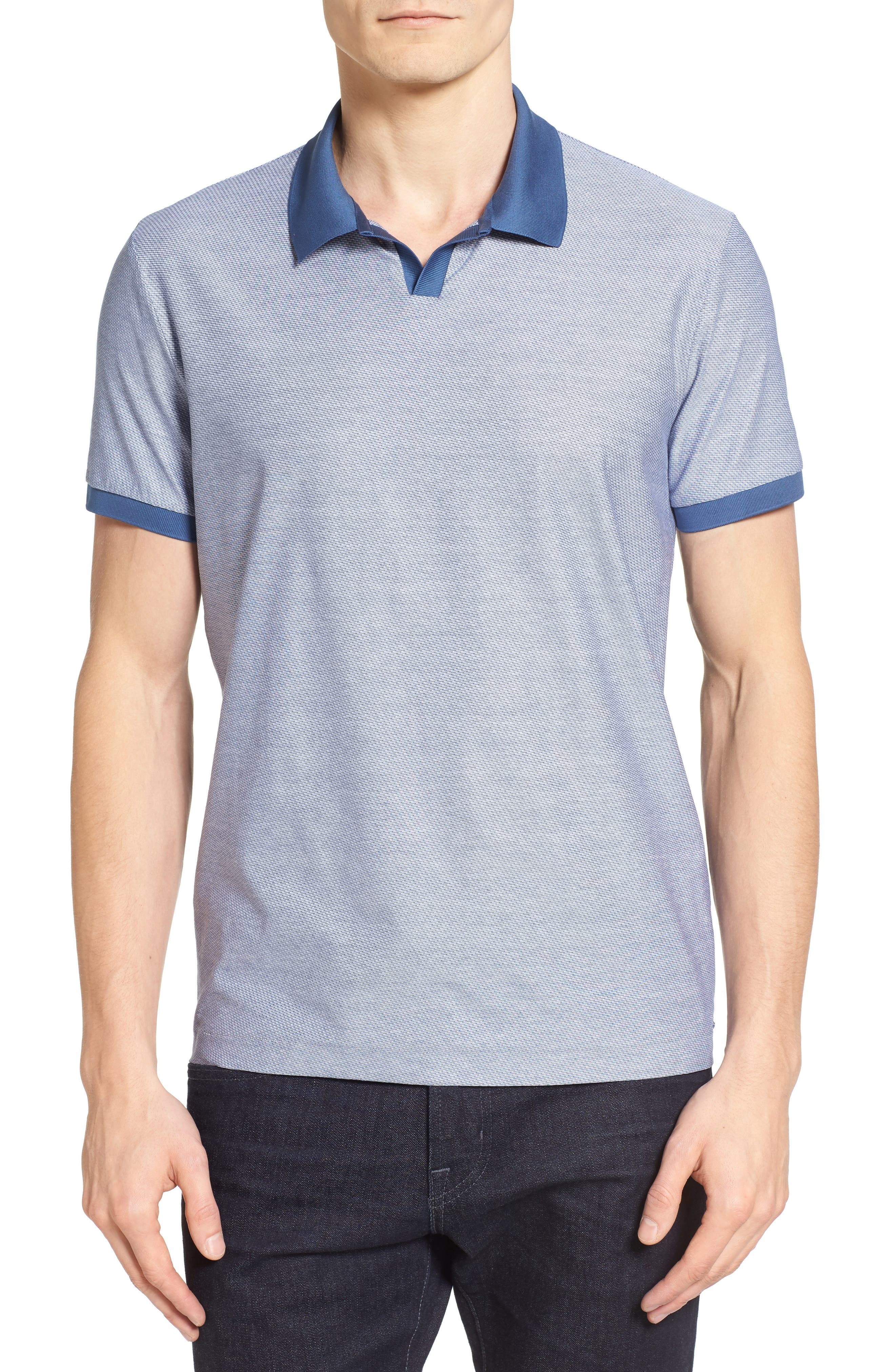 Philipson Slim Fit Polo,                             Main thumbnail 1, color,                             462