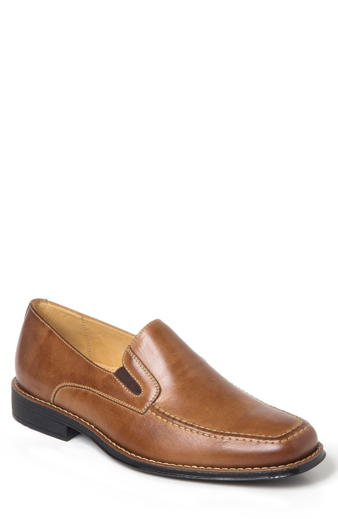 Sandro Moscoloni Marc Venetian Loafer, Brown