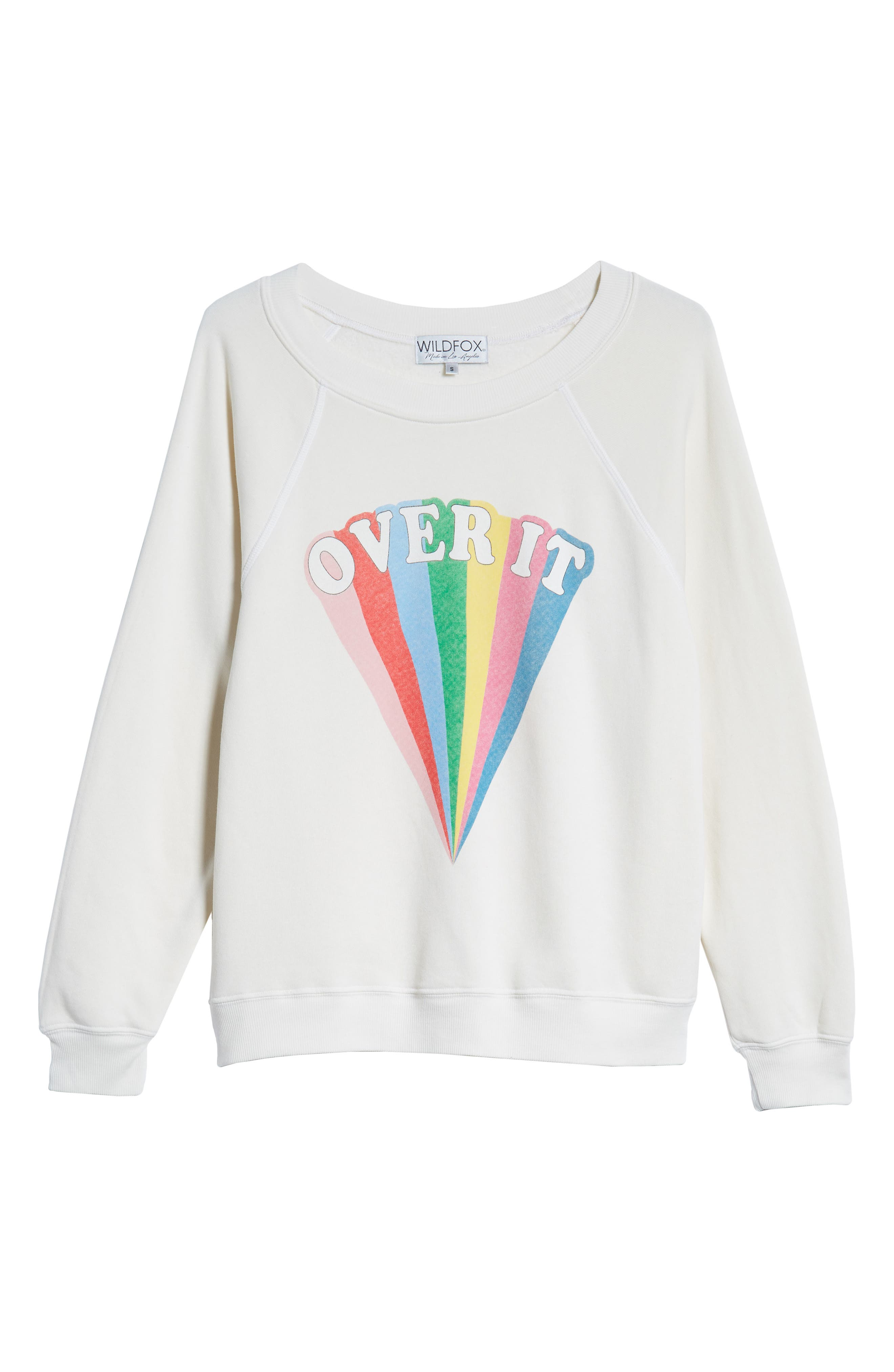 Sommers - Over It Sweatshirt,                             Alternate thumbnail 6, color,                             101