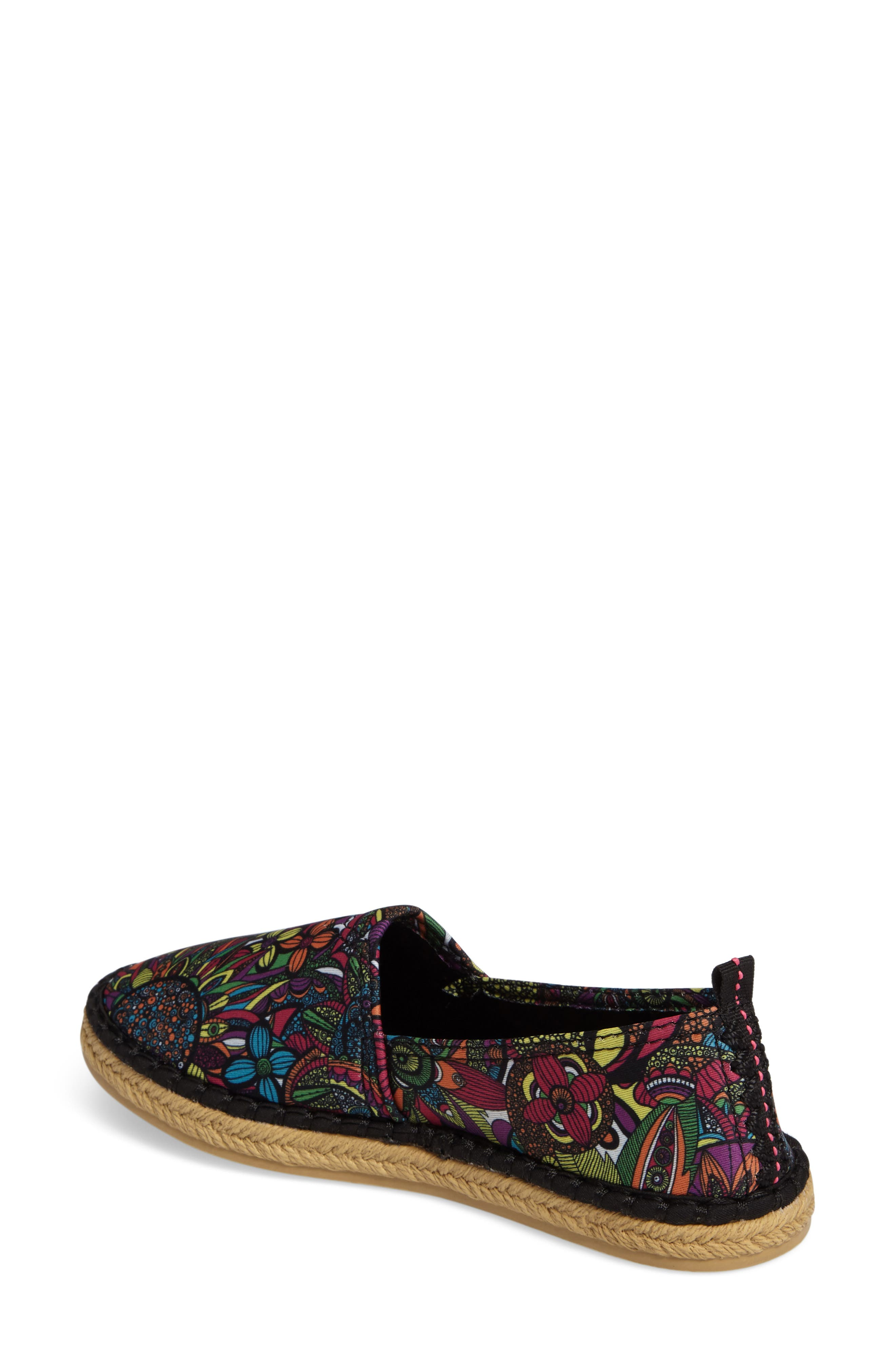 Eton Espadrille Flat,                             Alternate thumbnail 14, color,