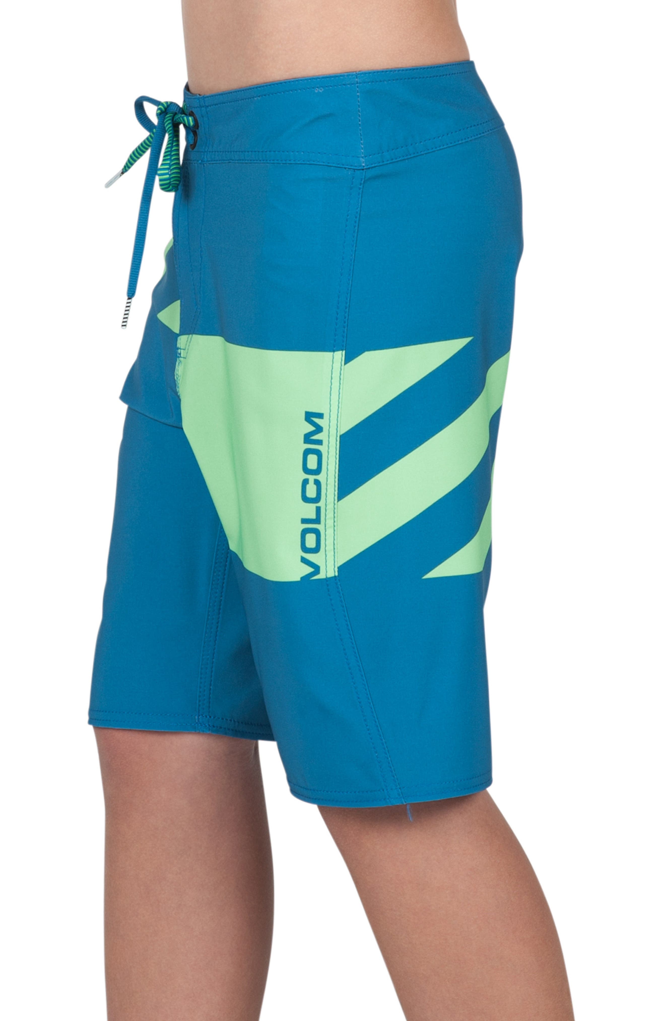 Logo Party Pack Mod Board Shorts,                             Alternate thumbnail 6, color,