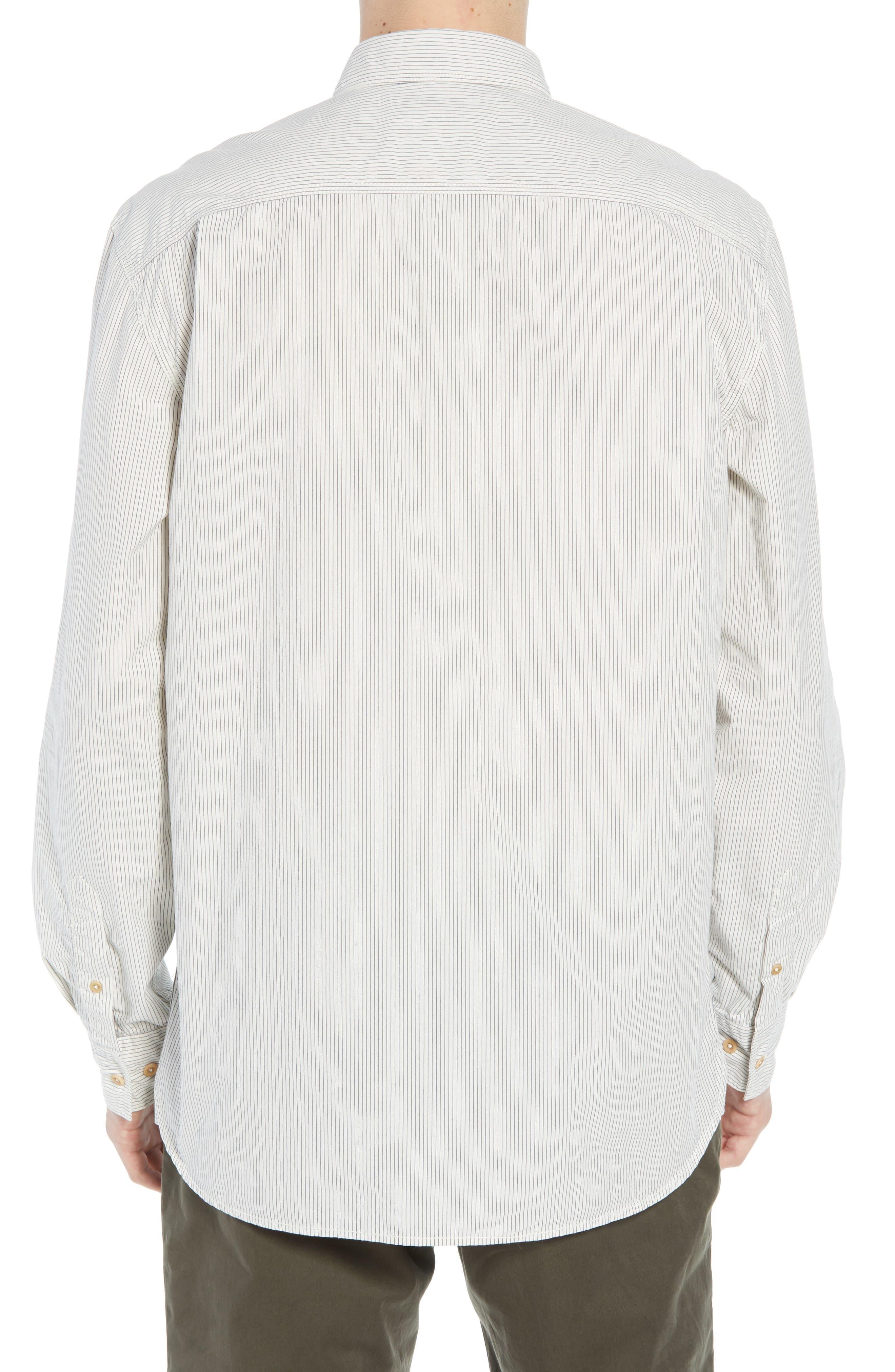 Core Peach Regular Fit Sport Shirt,                             Alternate thumbnail 3, color,                             400