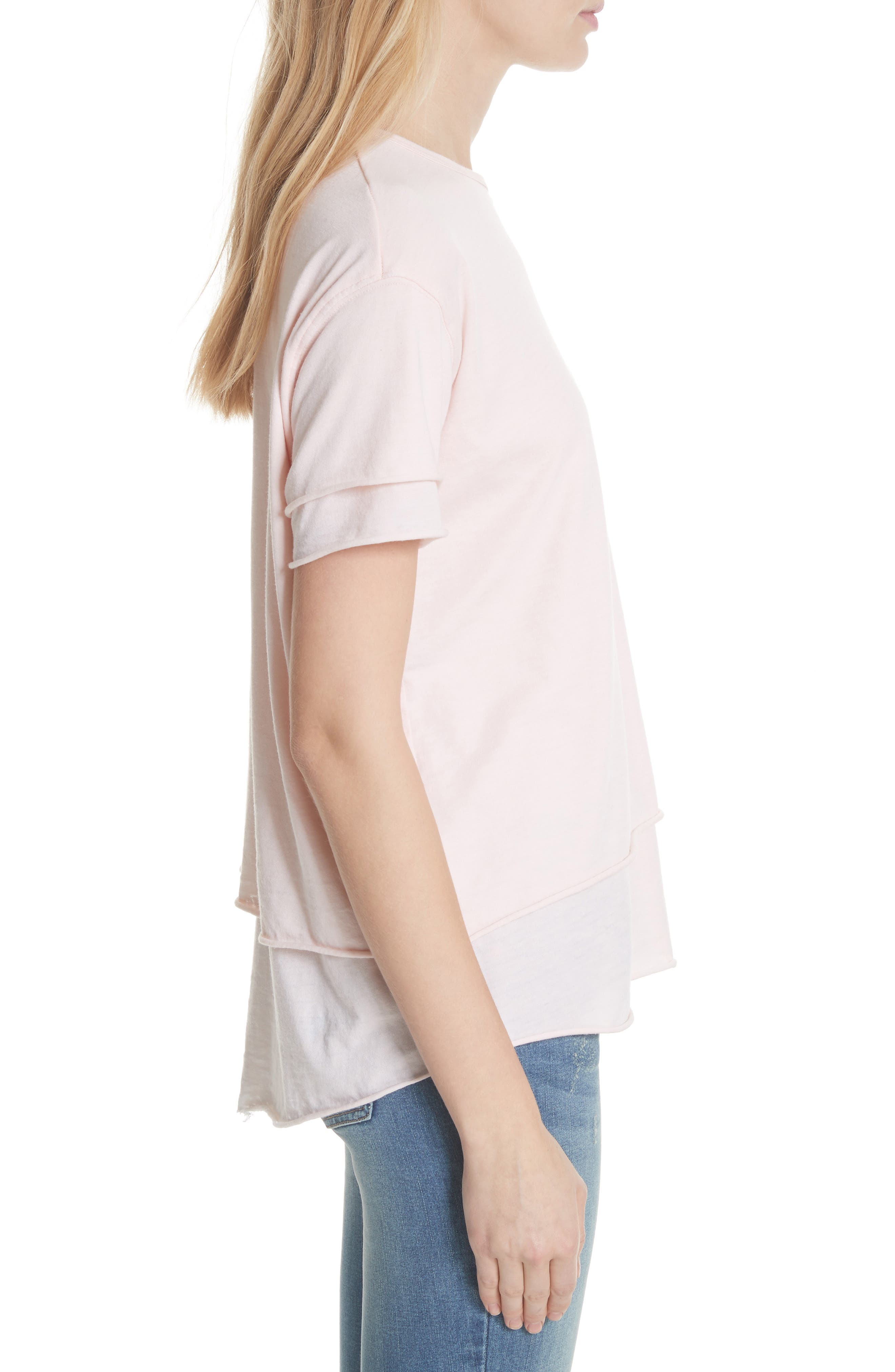We the Free by Free People Cloud Nine Tee,                             Alternate thumbnail 18, color,