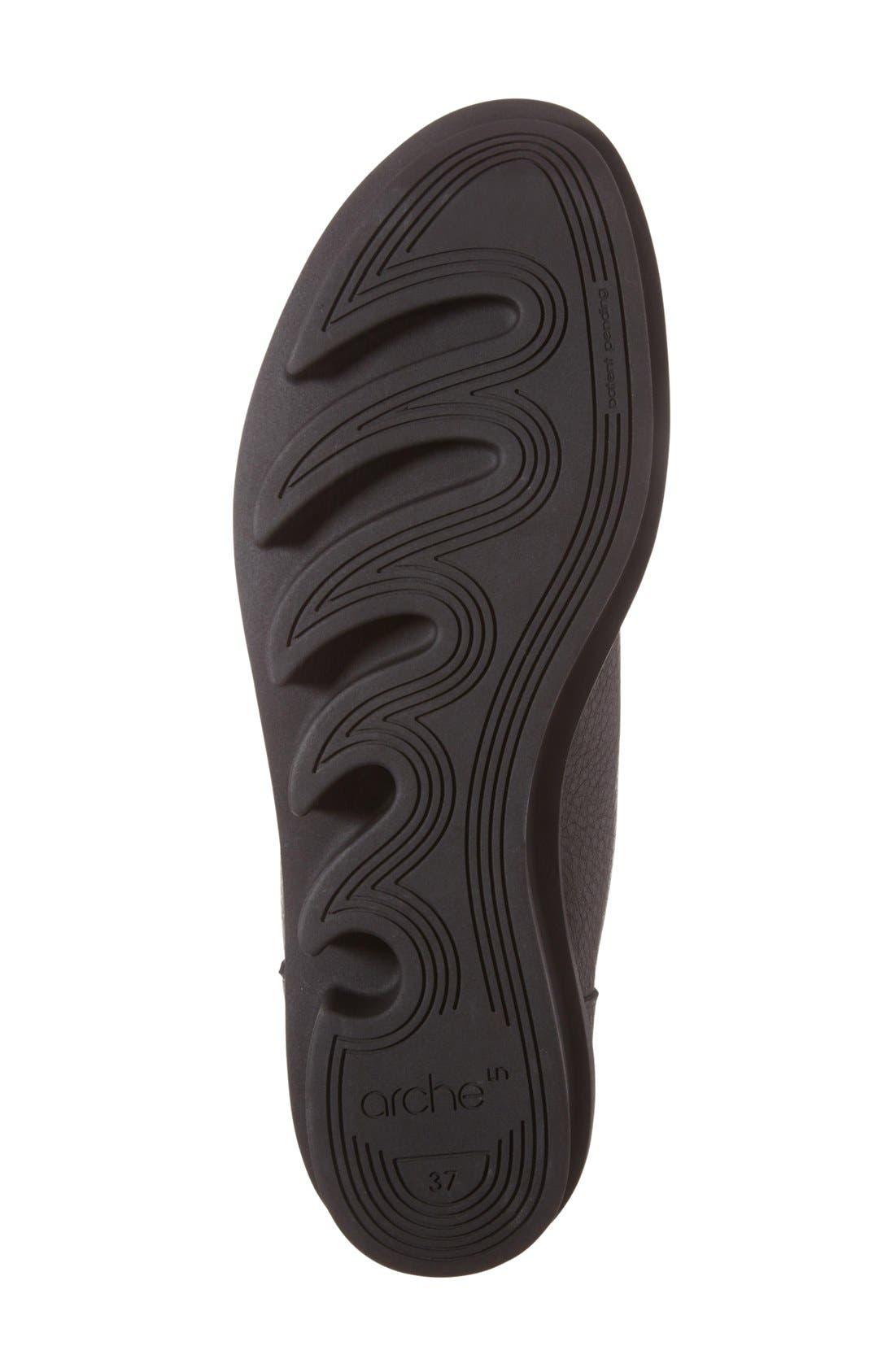 'Skapa' Sneaker,                             Alternate thumbnail 4, color,                             001