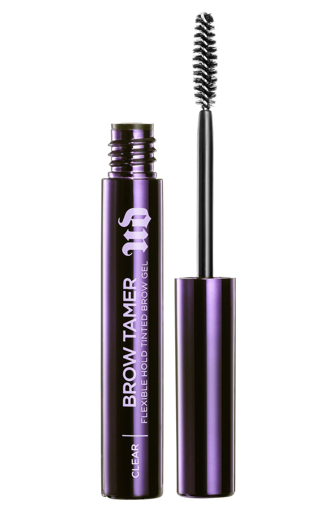 Brow Tamer Flexible Hold Brow Gel,                             Main thumbnail 1, color,                             CLEAR