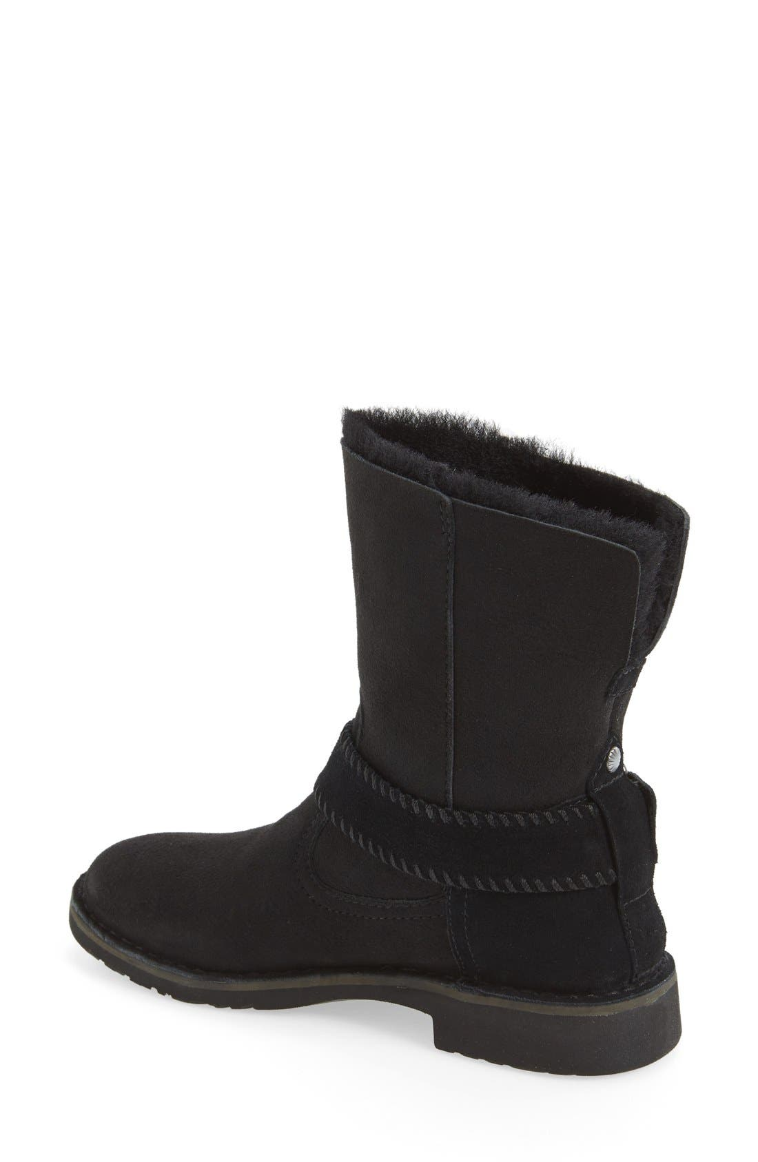 Cedric Water Resistant Boot,                             Alternate thumbnail 2, color,                             001