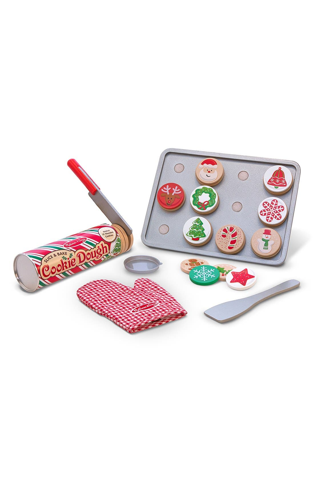 'Slice & Bake' Christmas Cookie Play Set,                             Alternate thumbnail 2, color,                             600