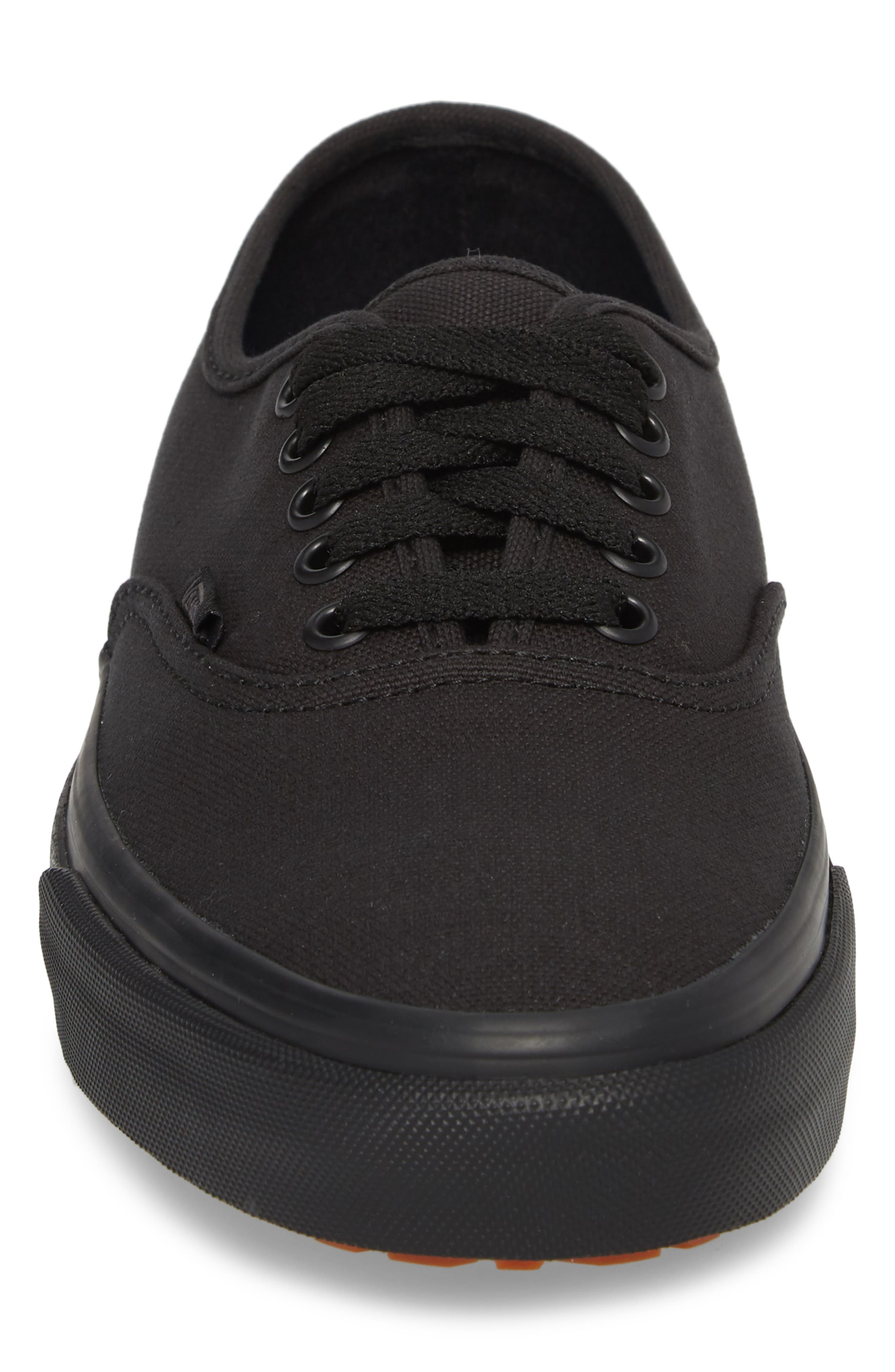 Made for the Makers Authentic UC Low Top Sneaker,                             Alternate thumbnail 4, color,                             001