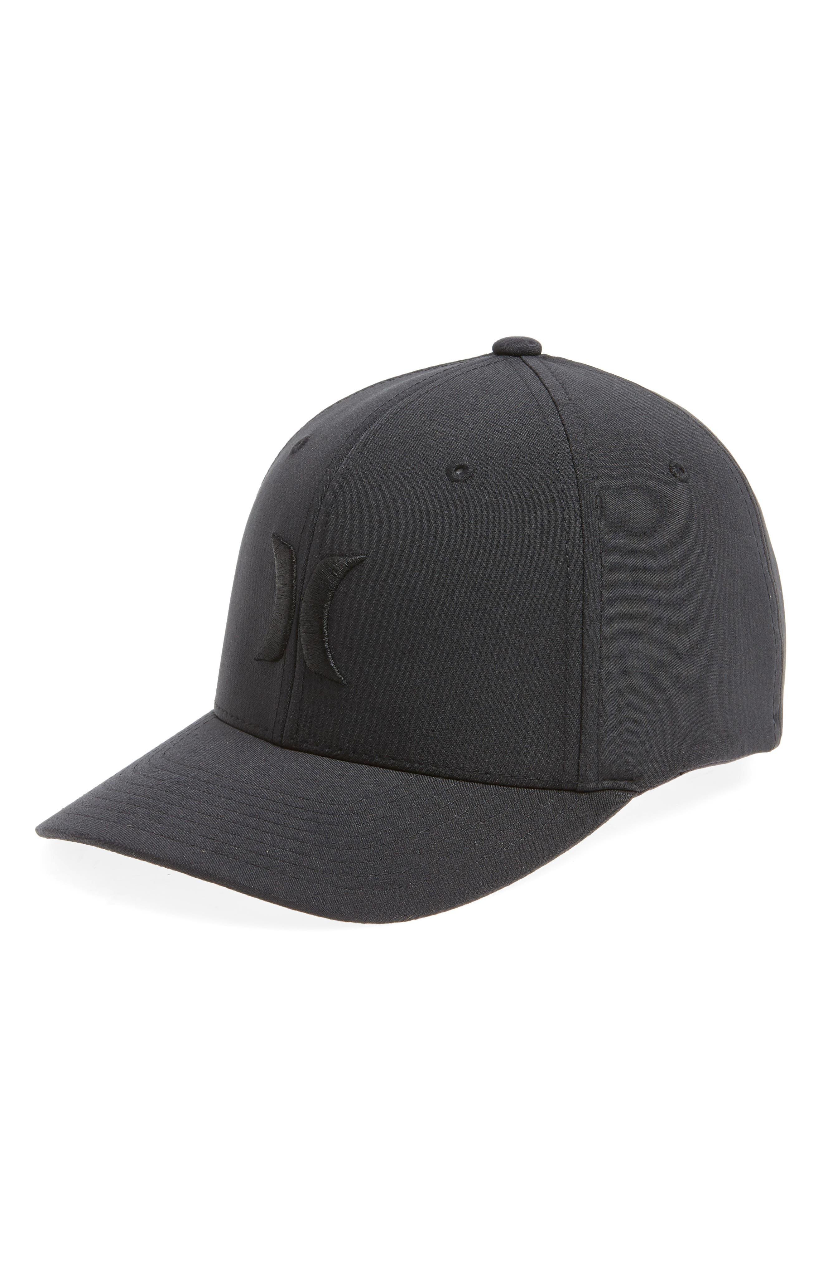 Dri-Fit Cutback Baseball Cap,                             Main thumbnail 1, color,                             BLACK