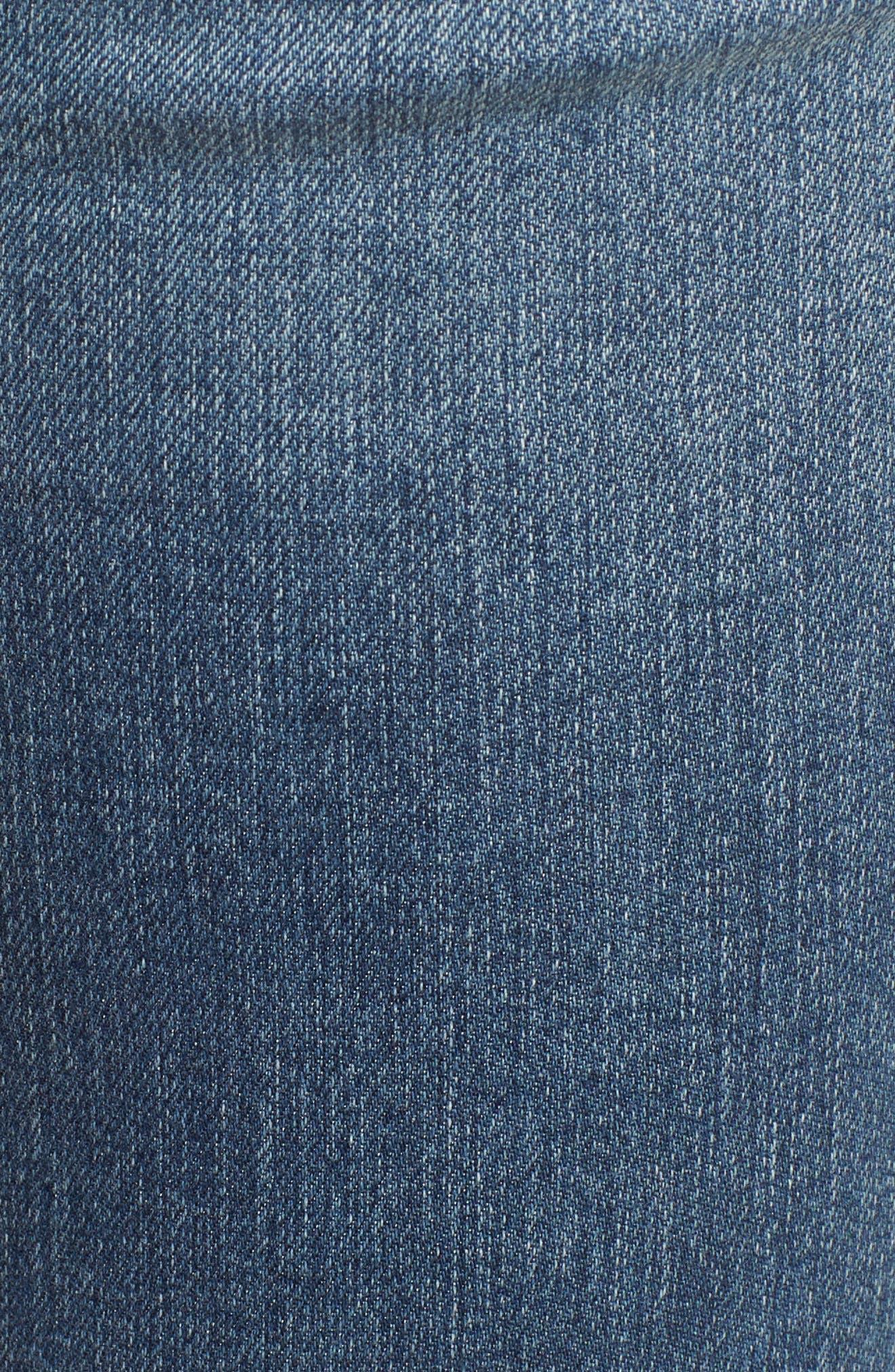 Sarah Skinny Jeans,                             Alternate thumbnail 6, color,                             400