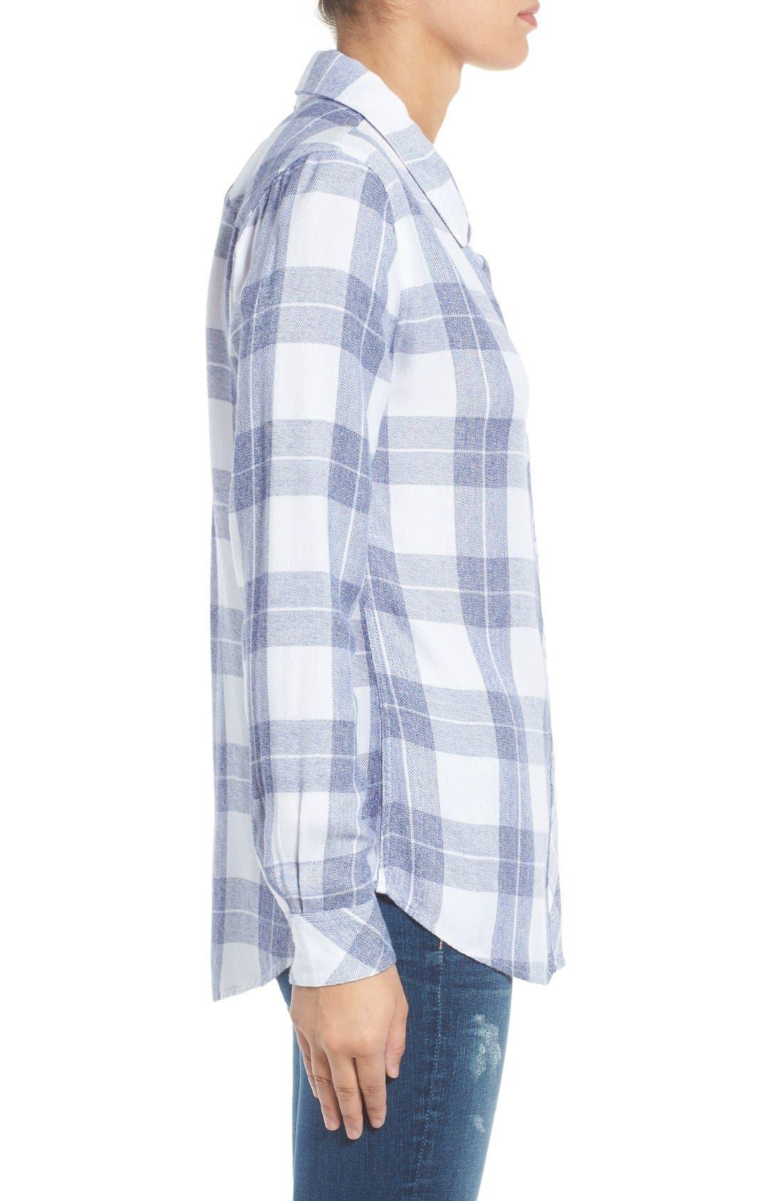 Hunter Plaid Shirt,                             Alternate thumbnail 531, color,
