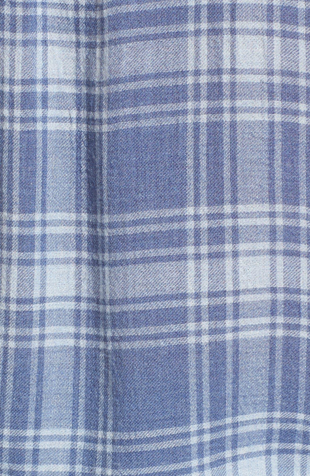 Astrid Tie Cuff Shirt,                             Alternate thumbnail 5, color,                             464