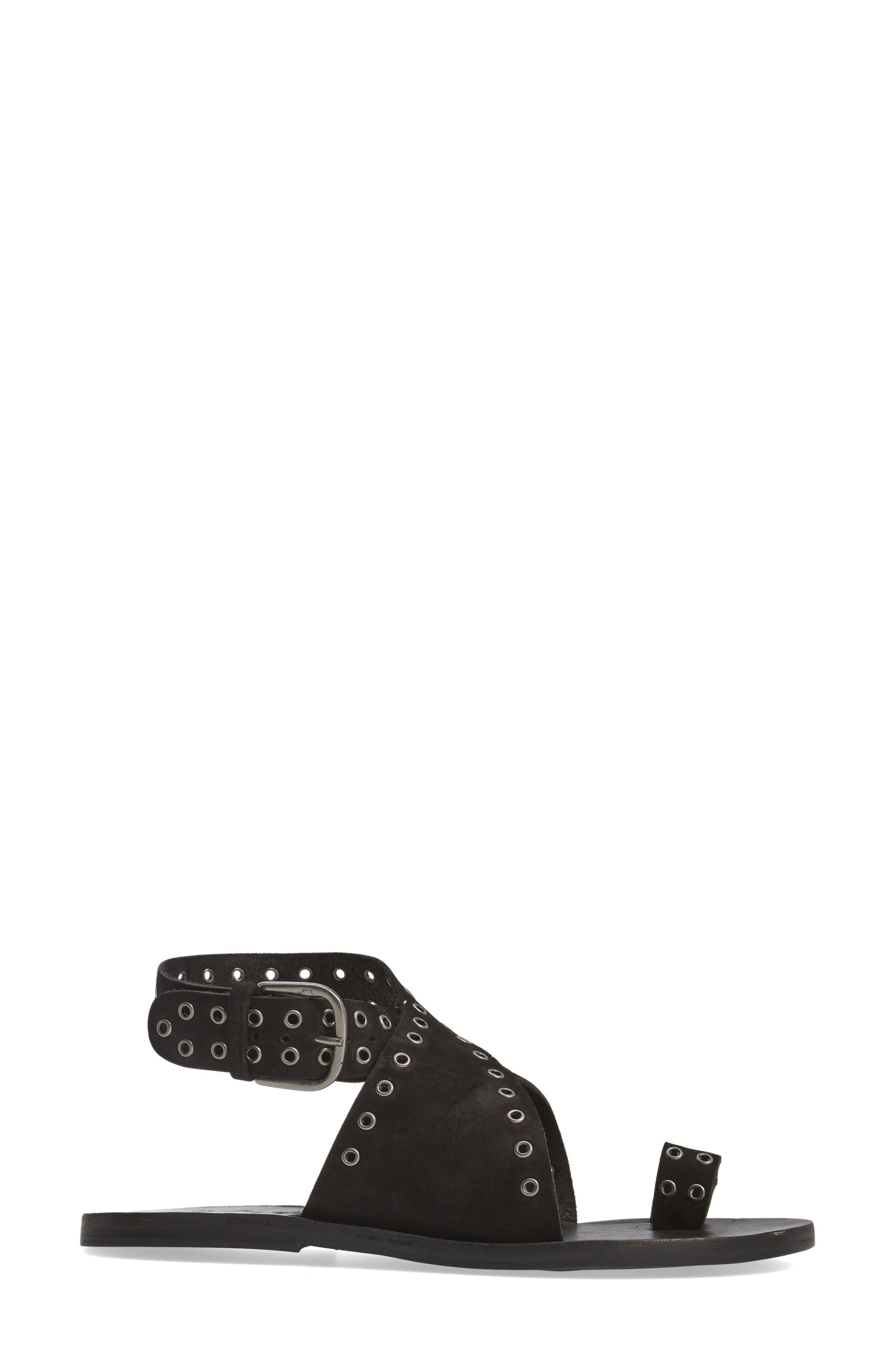 Starling Grommet Sandal,                             Alternate thumbnail 5, color,
