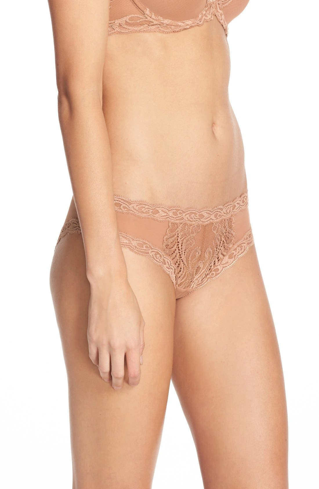 Feathers Hipster Briefs,                             Alternate thumbnail 279, color,