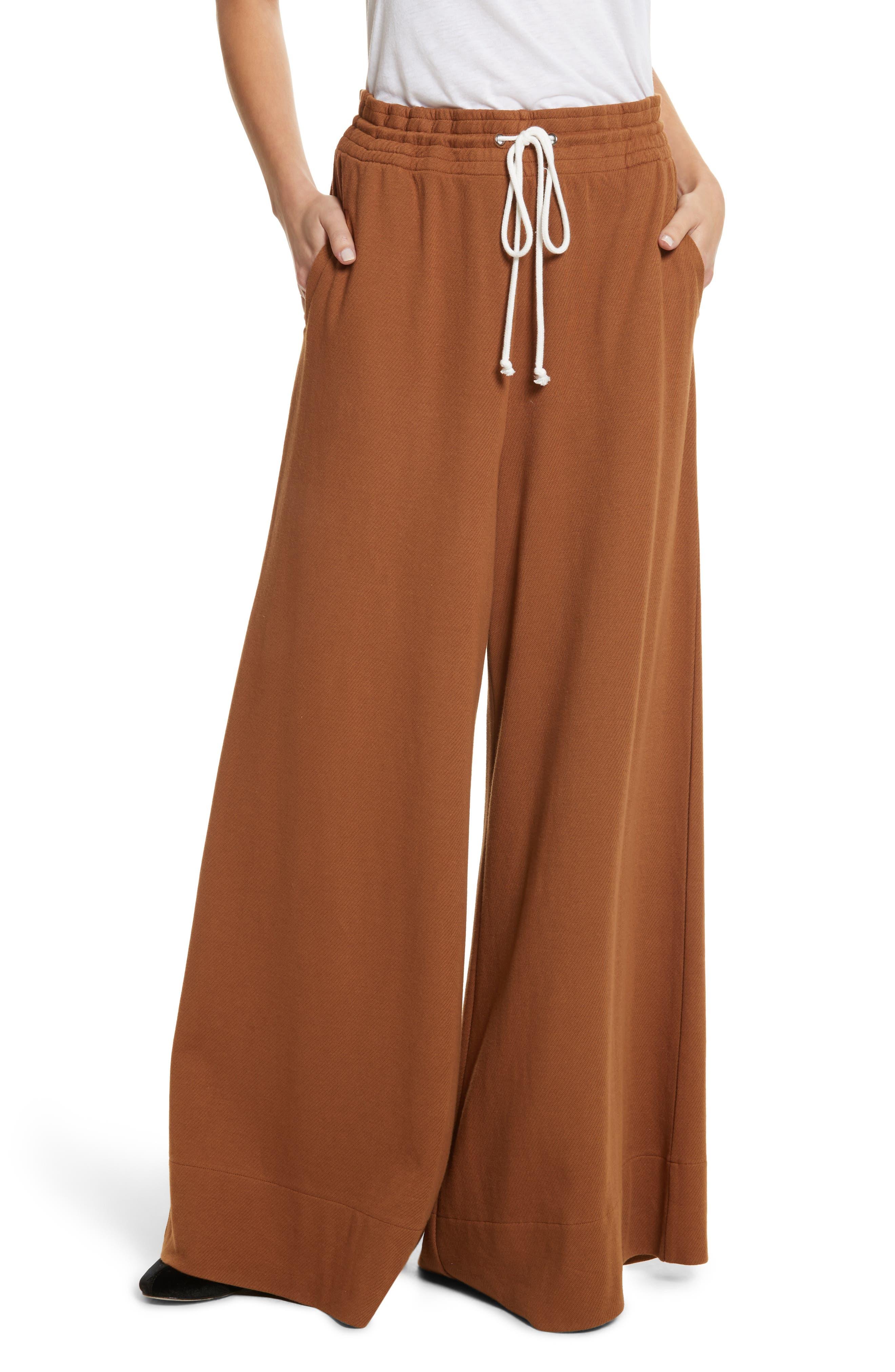 Strangelove Flare Sweatpants,                         Main,                         color, 200