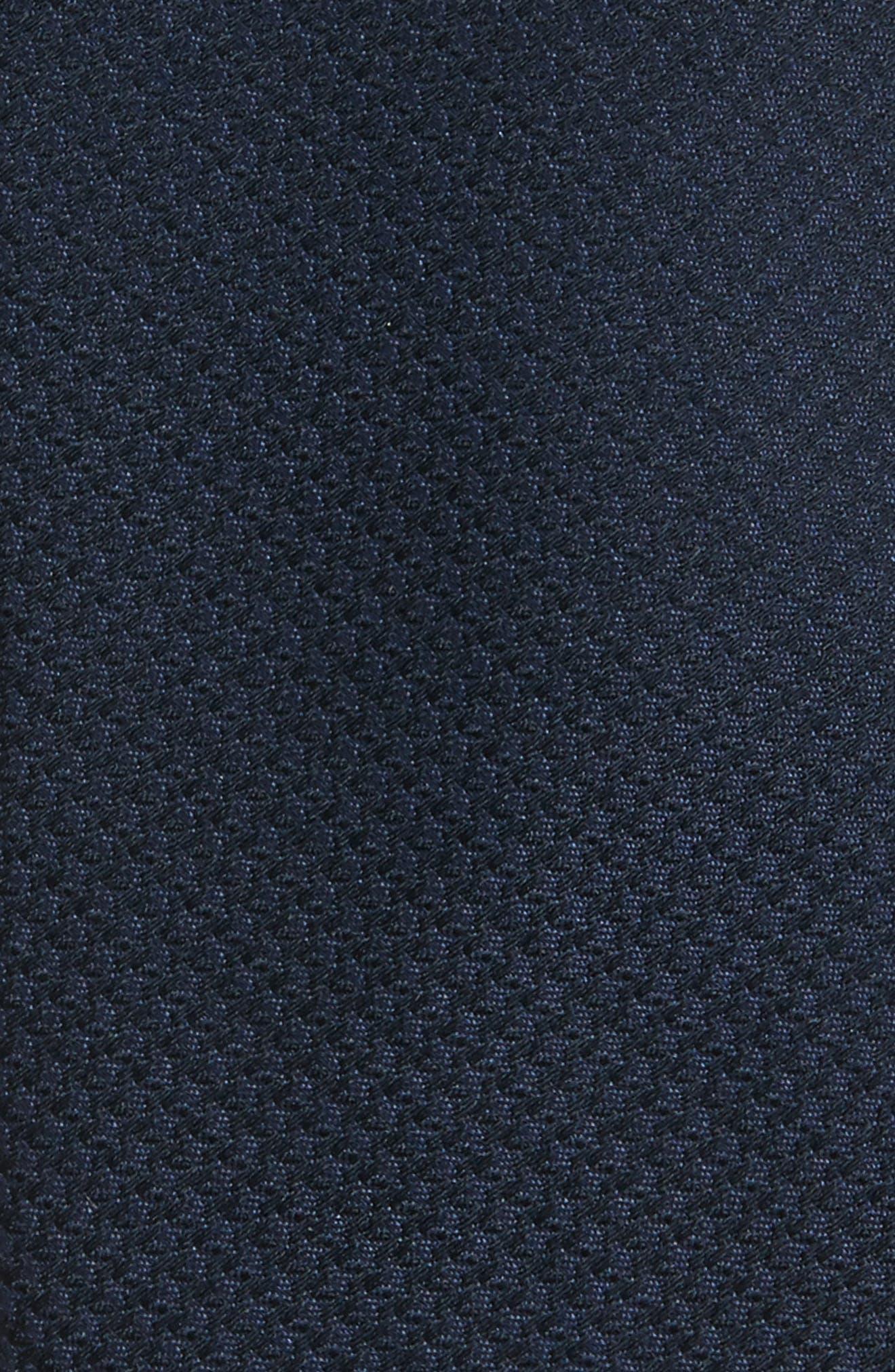 Midnight Silk Tie,                             Alternate thumbnail 2, color,                             411