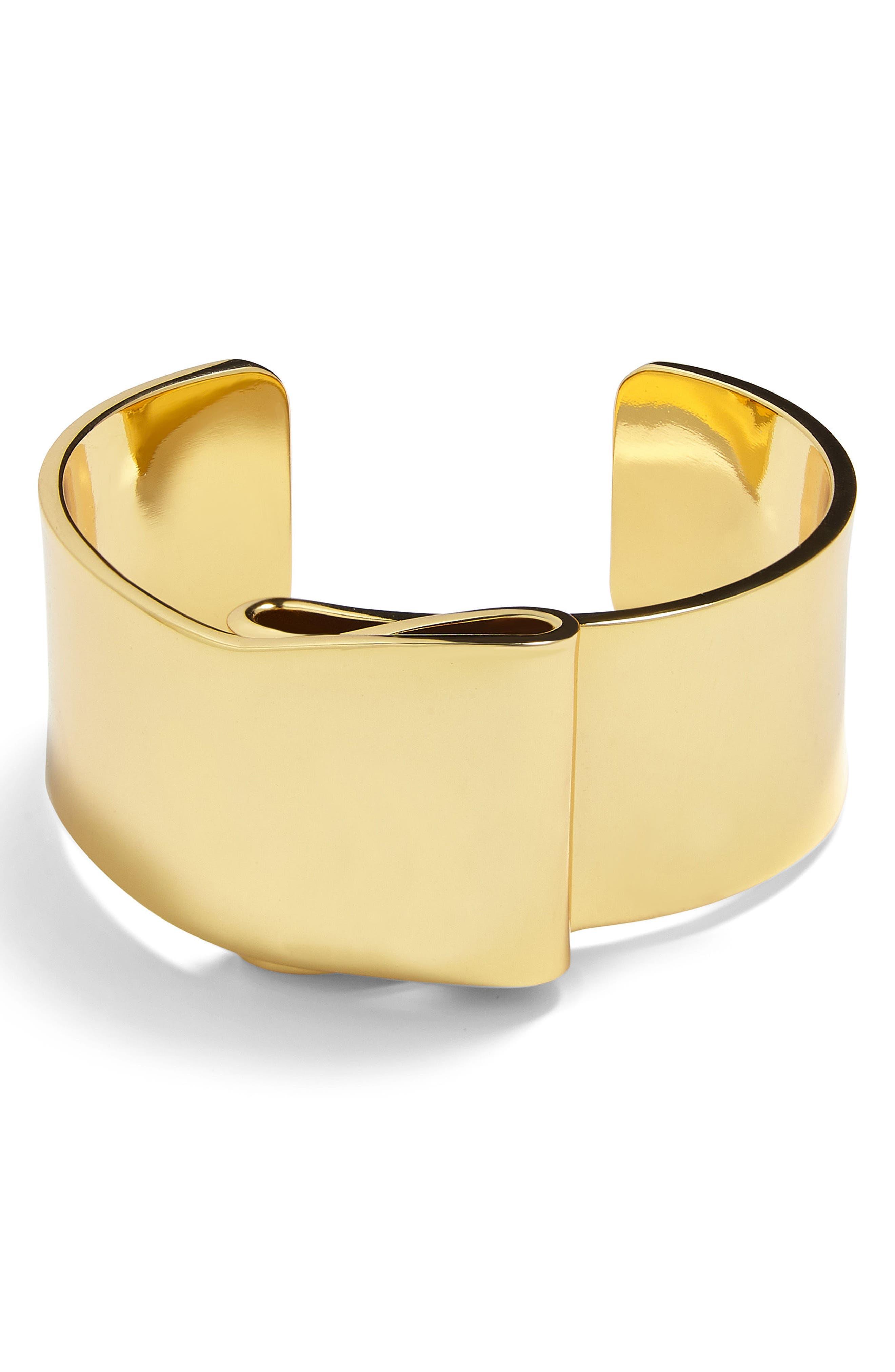 Navina Cuff Bracelet,                         Main,                         color, 719