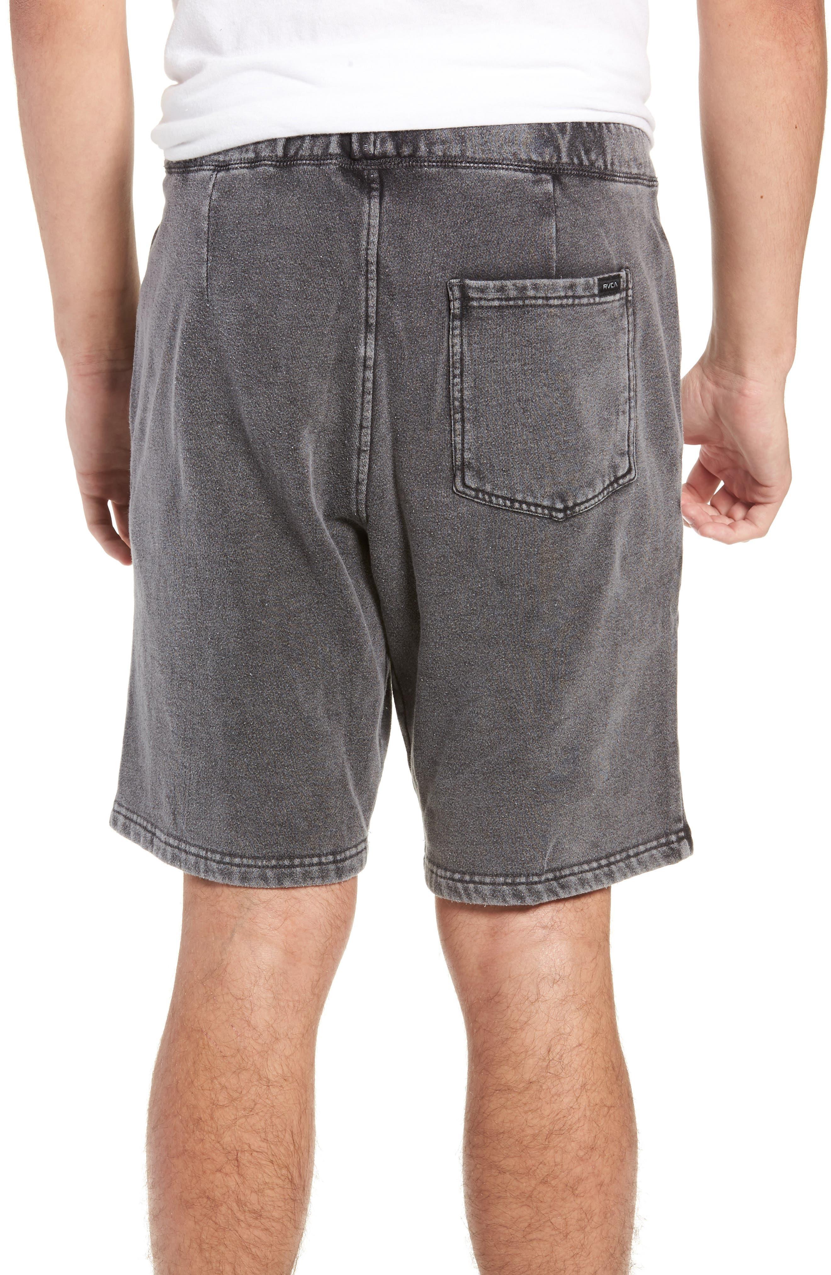 Matador Shorts,                             Alternate thumbnail 2, color,                             RVCA BLACK
