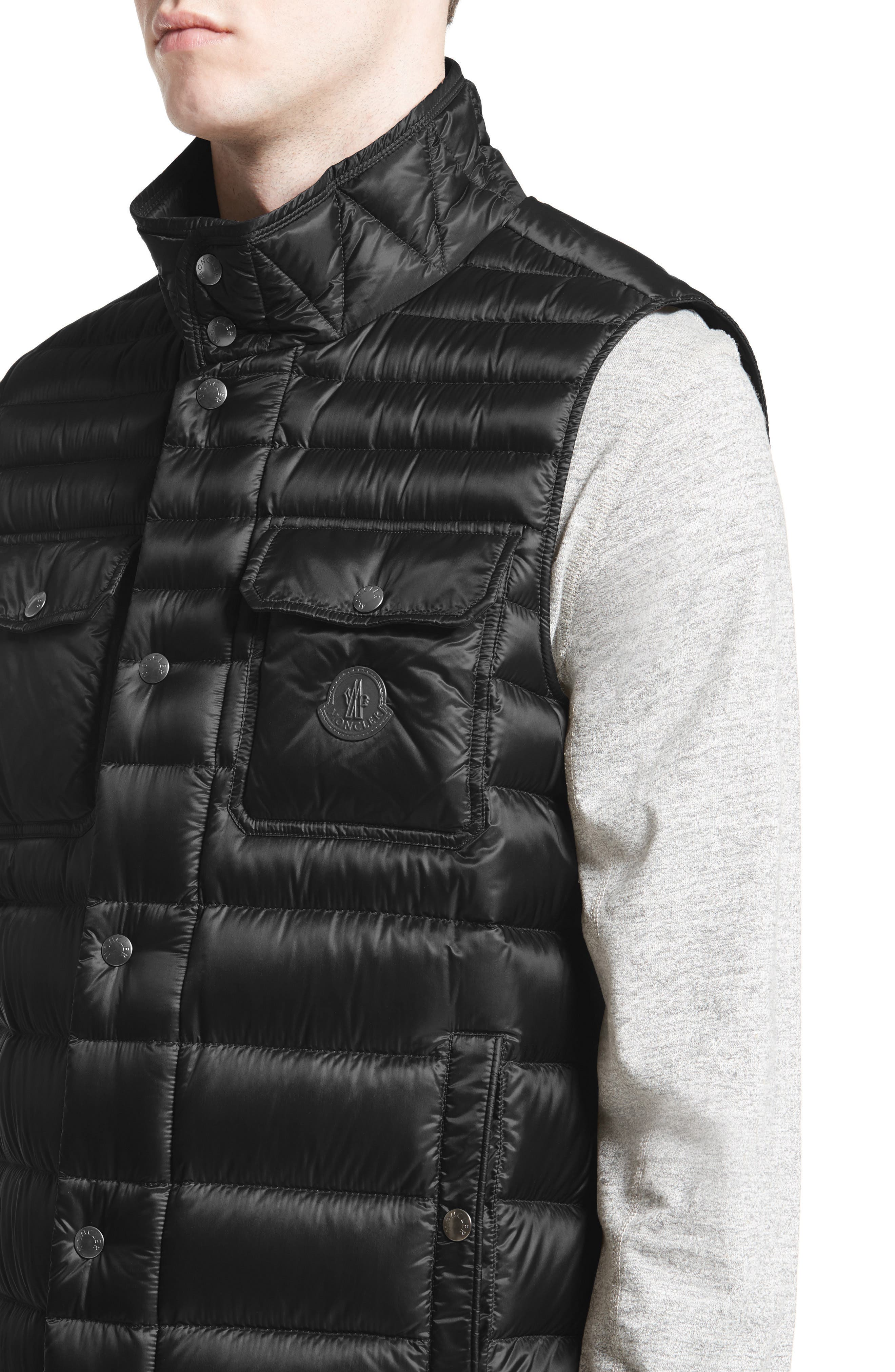 Ever Quilted Vest,                             Alternate thumbnail 4, color,                             001