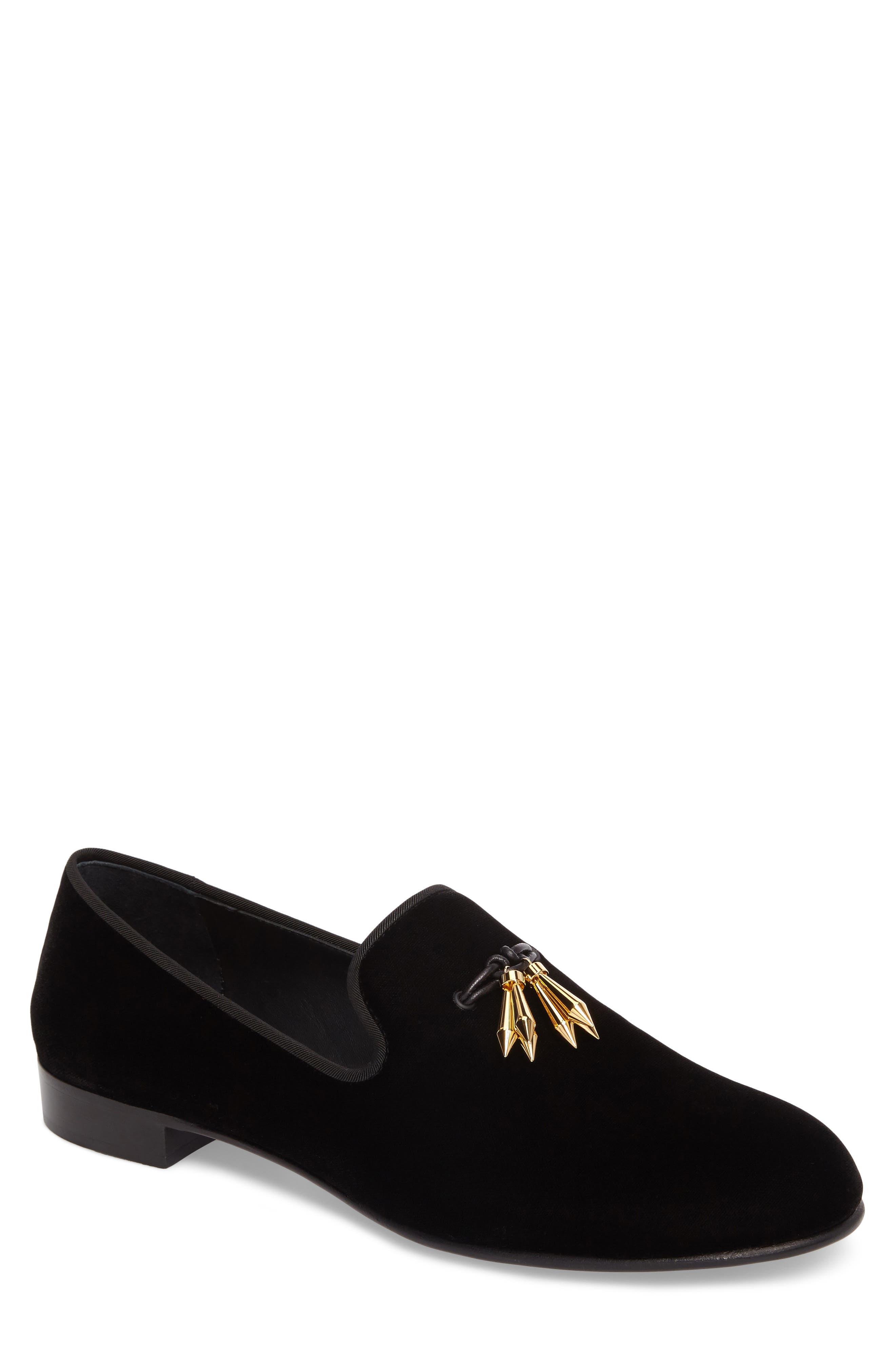 Tassel Loafer,                         Main,                         color, 001